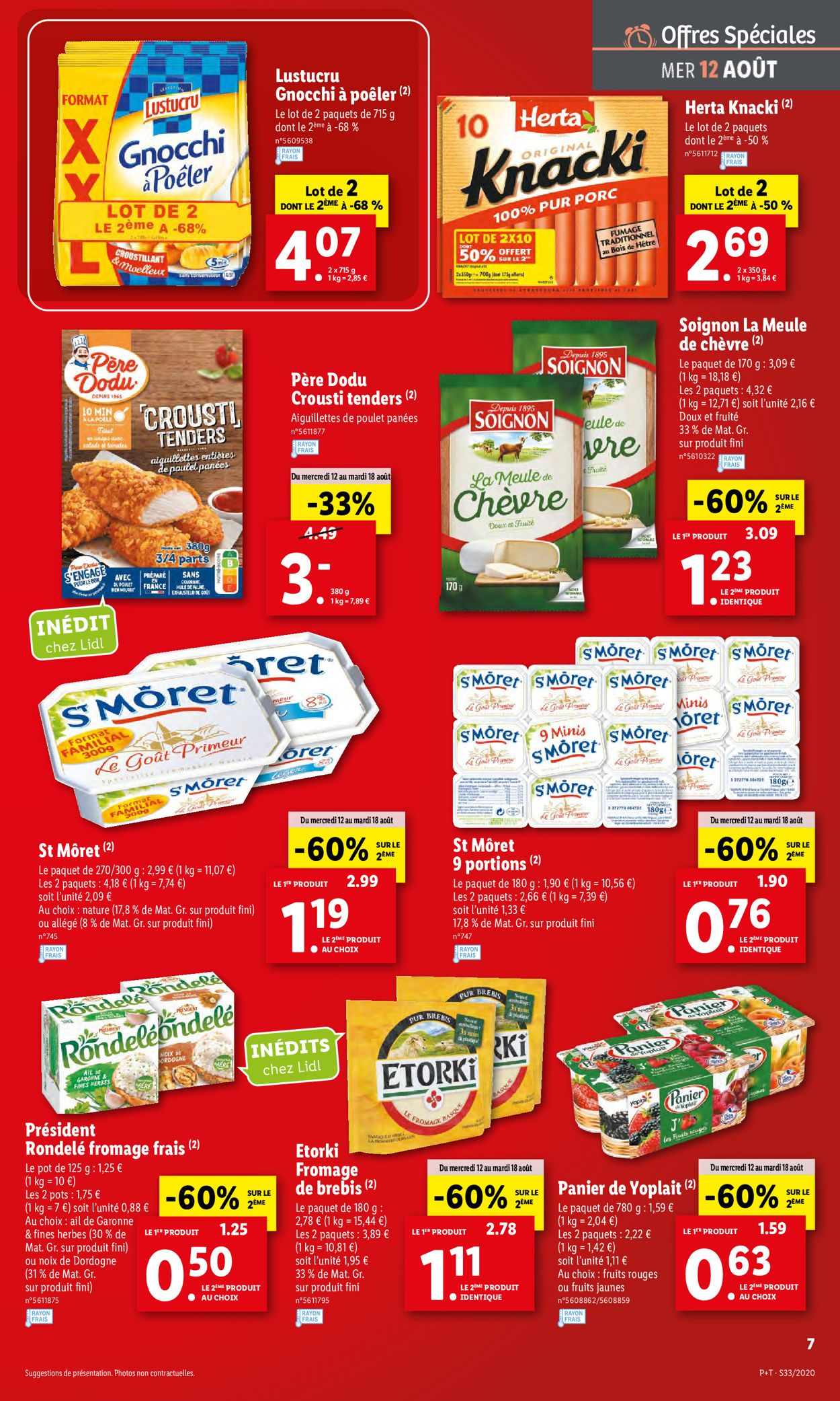 Lidl Catalogue - 12.08-18.08.2020 (Page 7)