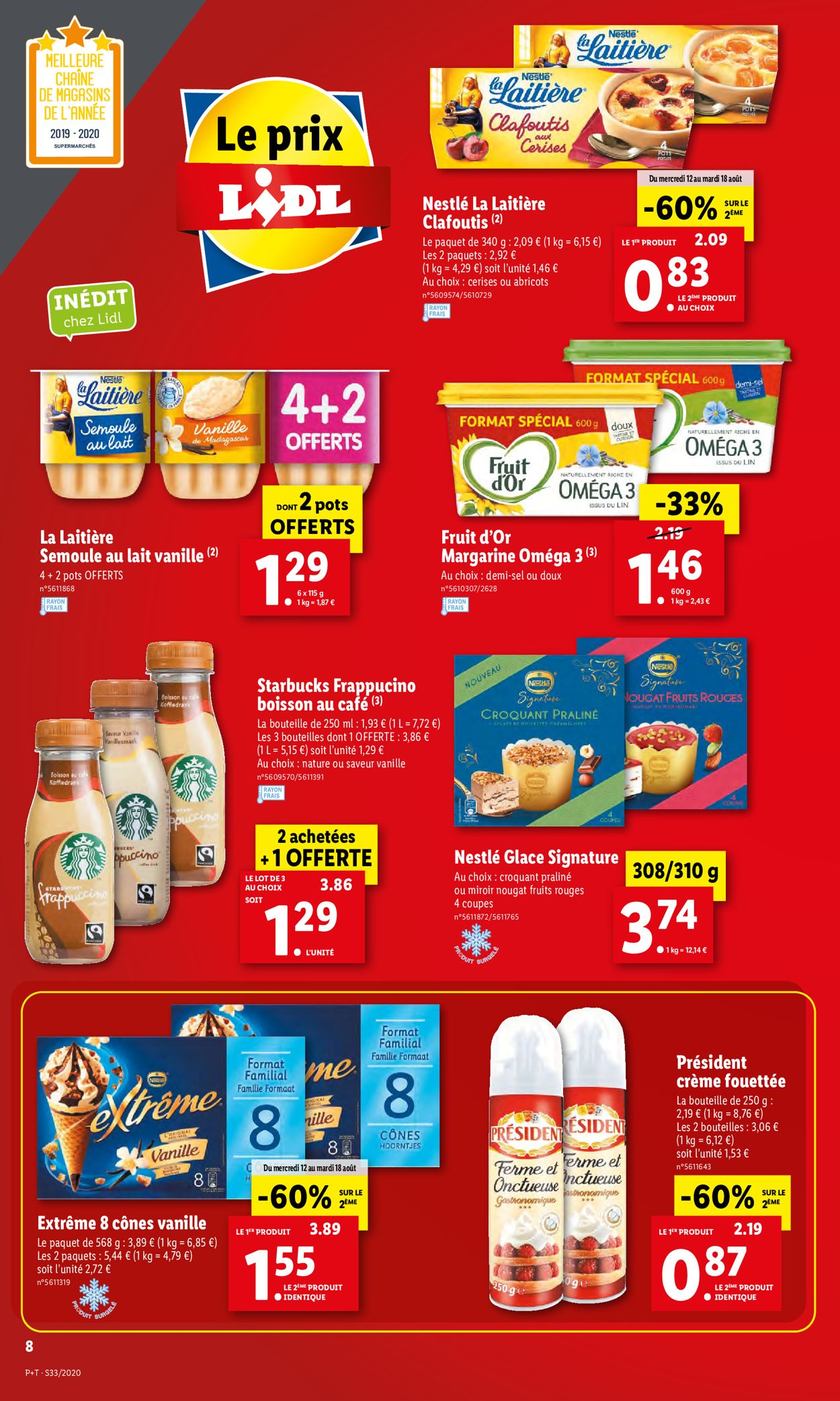 Lidl Catalogue - 12.08-18.08.2020 (Page 8)