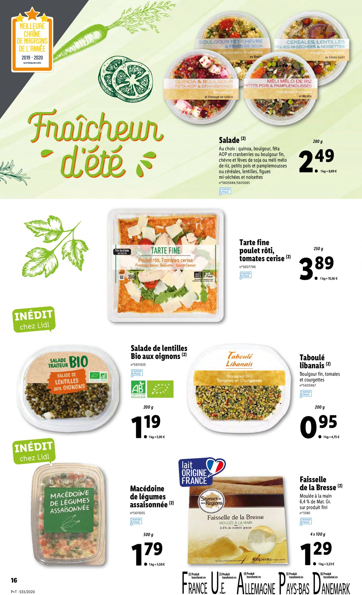 Lidl Catalogue - 12.08-18.08.2020 (Page 16)