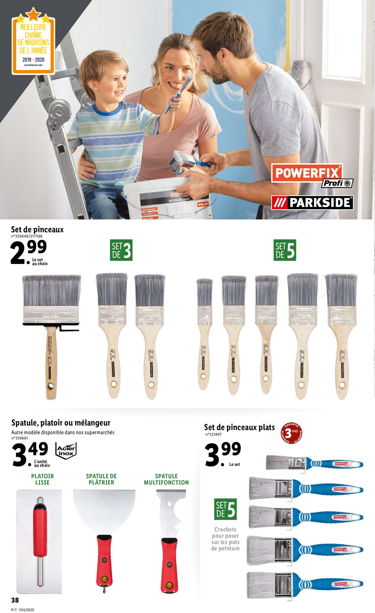 Lidl Catalogue - 19.08-25.08.2020 (Page 38)