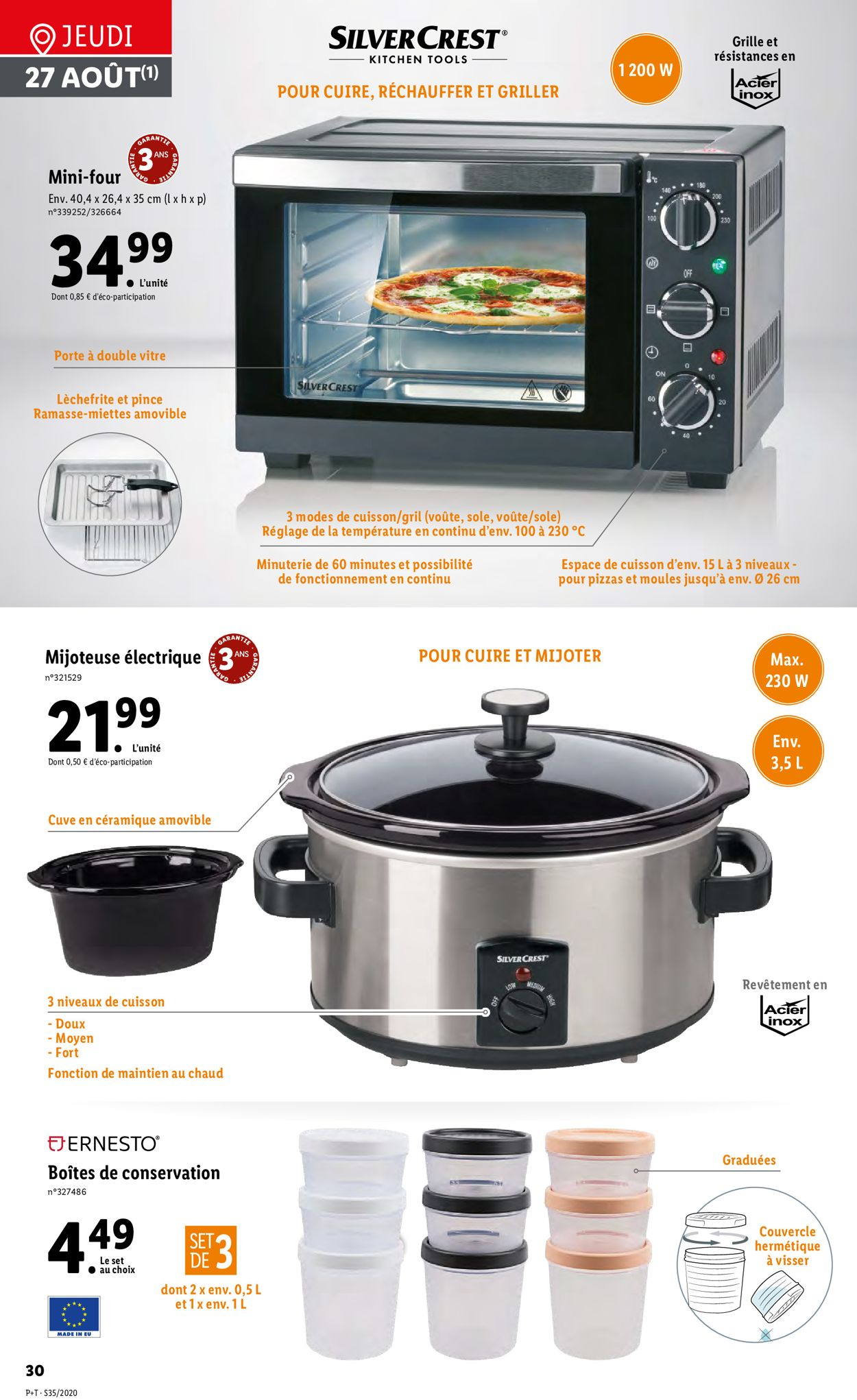 Lidl Catalogue - 26.08-01.09.2020 (Page 30)