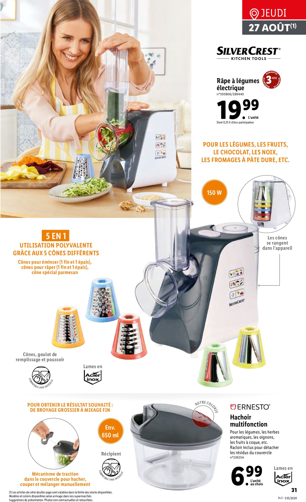 Lidl Catalogue - 26.08-01.09.2020 (Page 31)