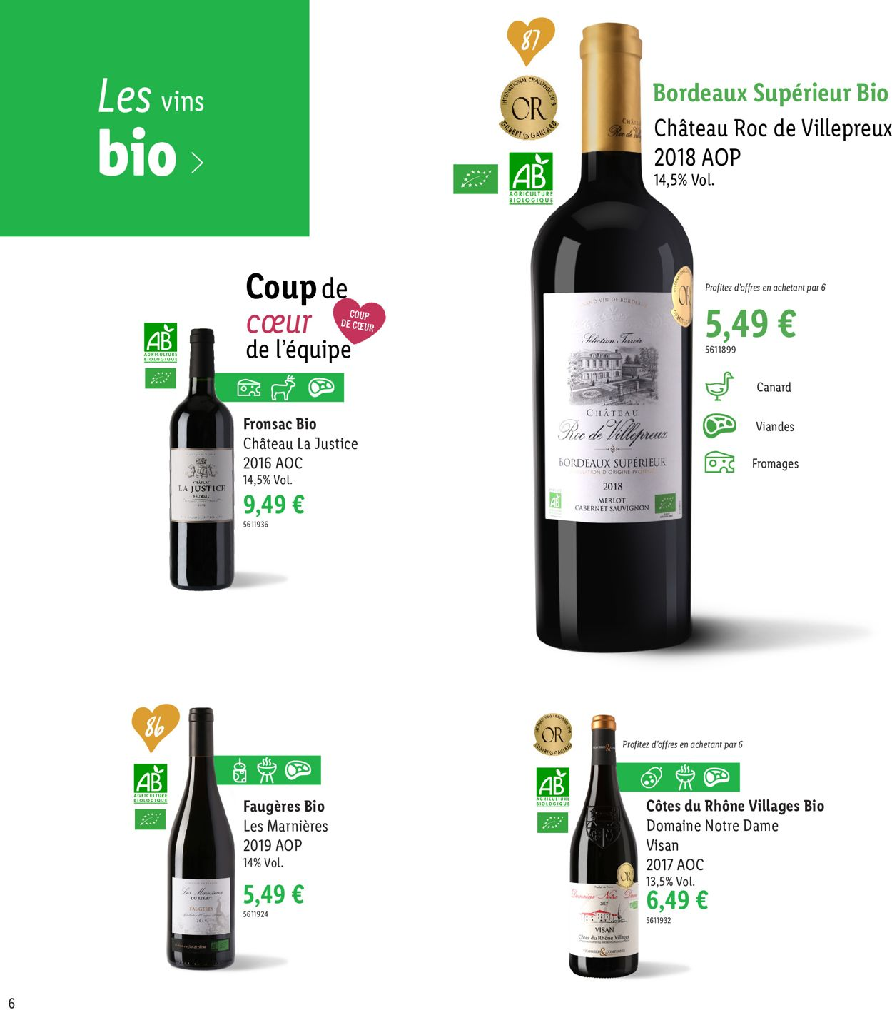 Lidl Catalogue - 02.09-08.09.2020 (Page 6)