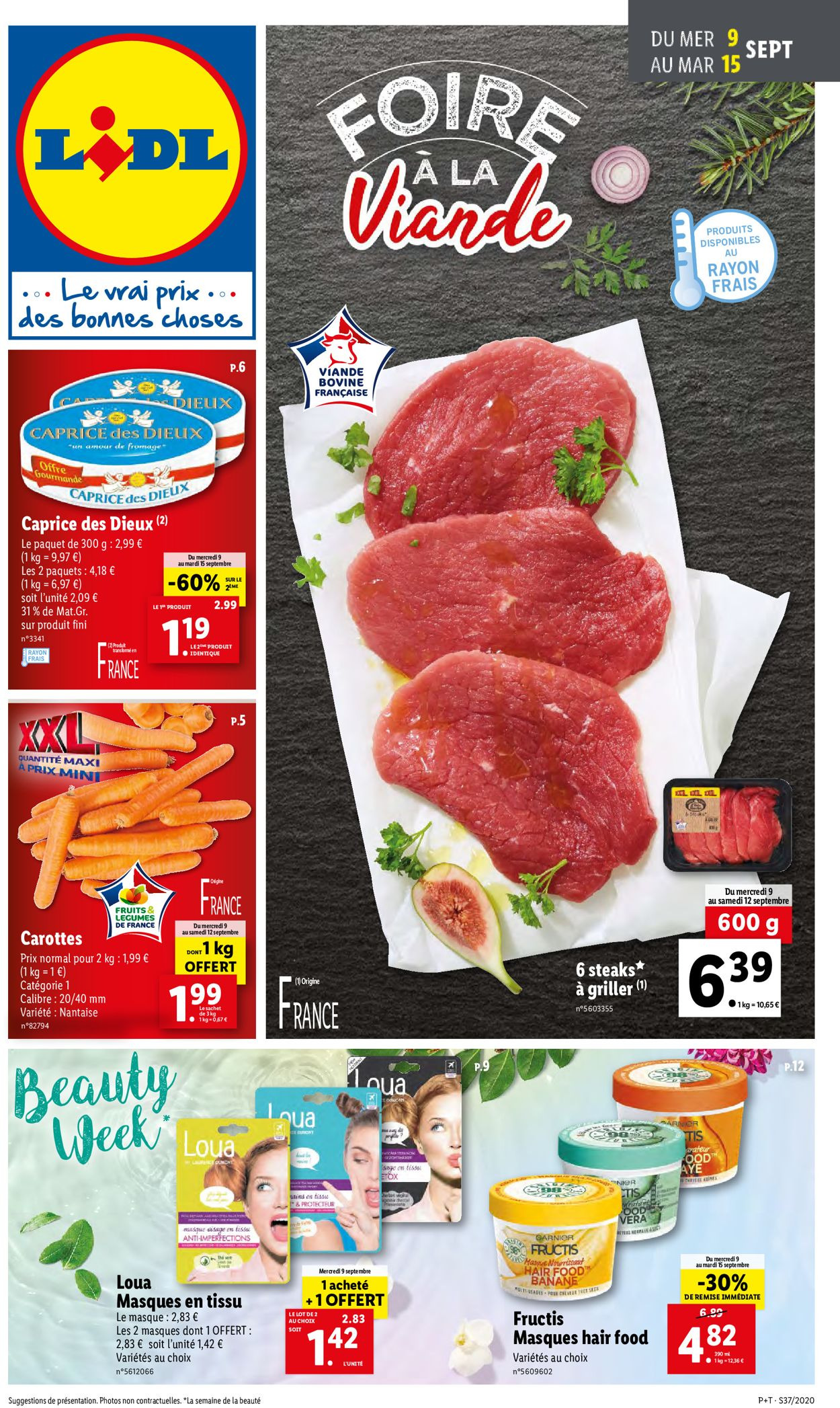 Lidl Catalogue - 09.09-15.09.2020