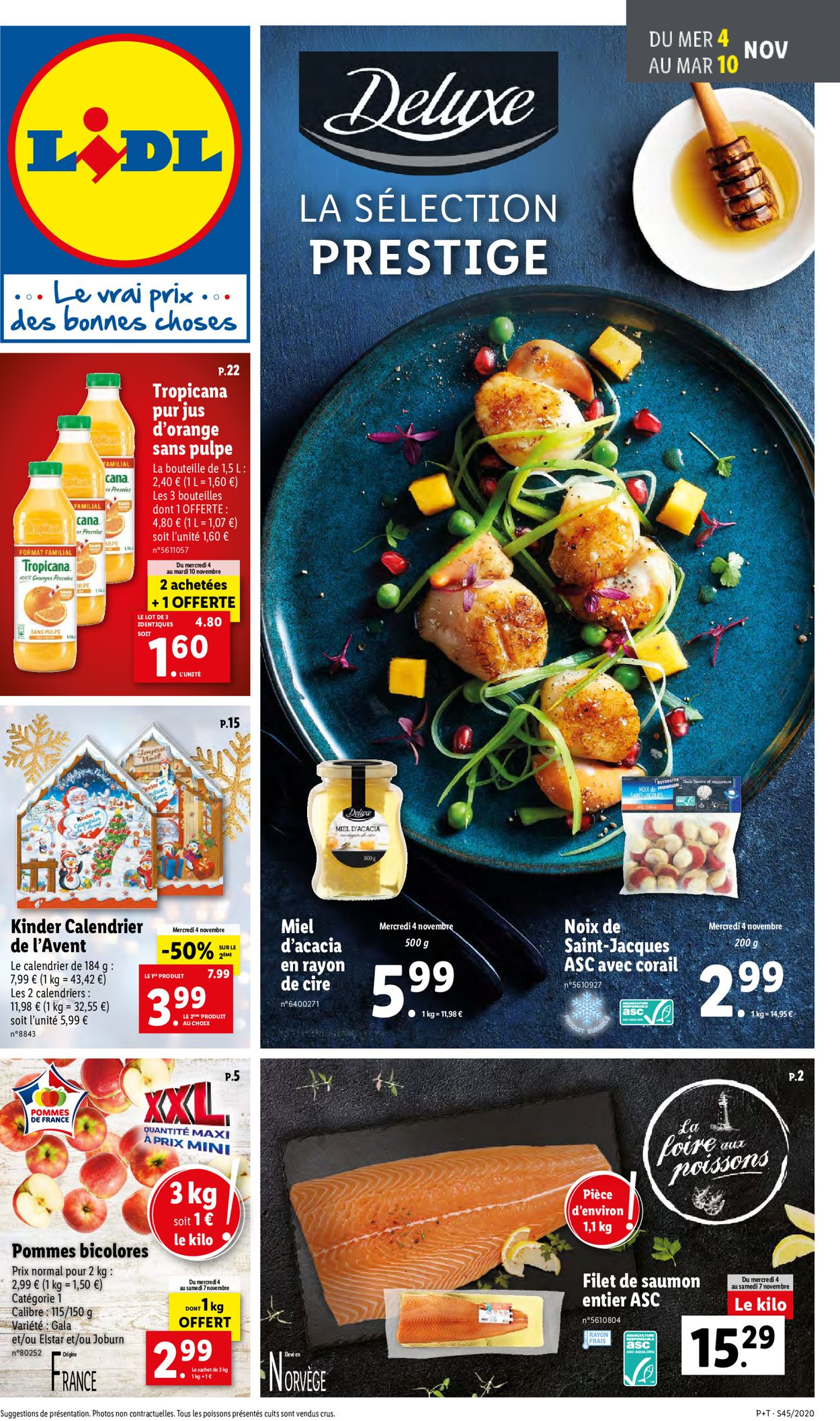 Lidl Catalogue - 04.11-10.11.2020