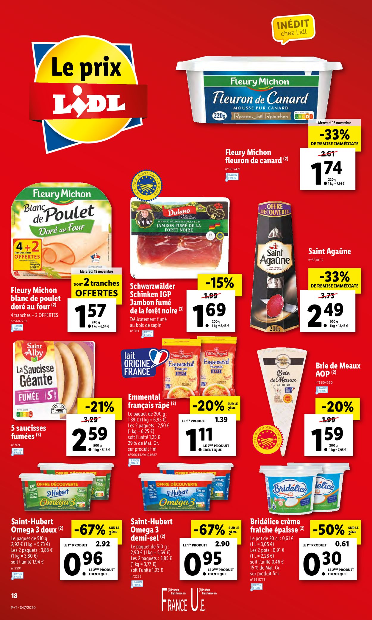 Lidl Catalogue - 18.11-24.11.2020 (Page 18)
