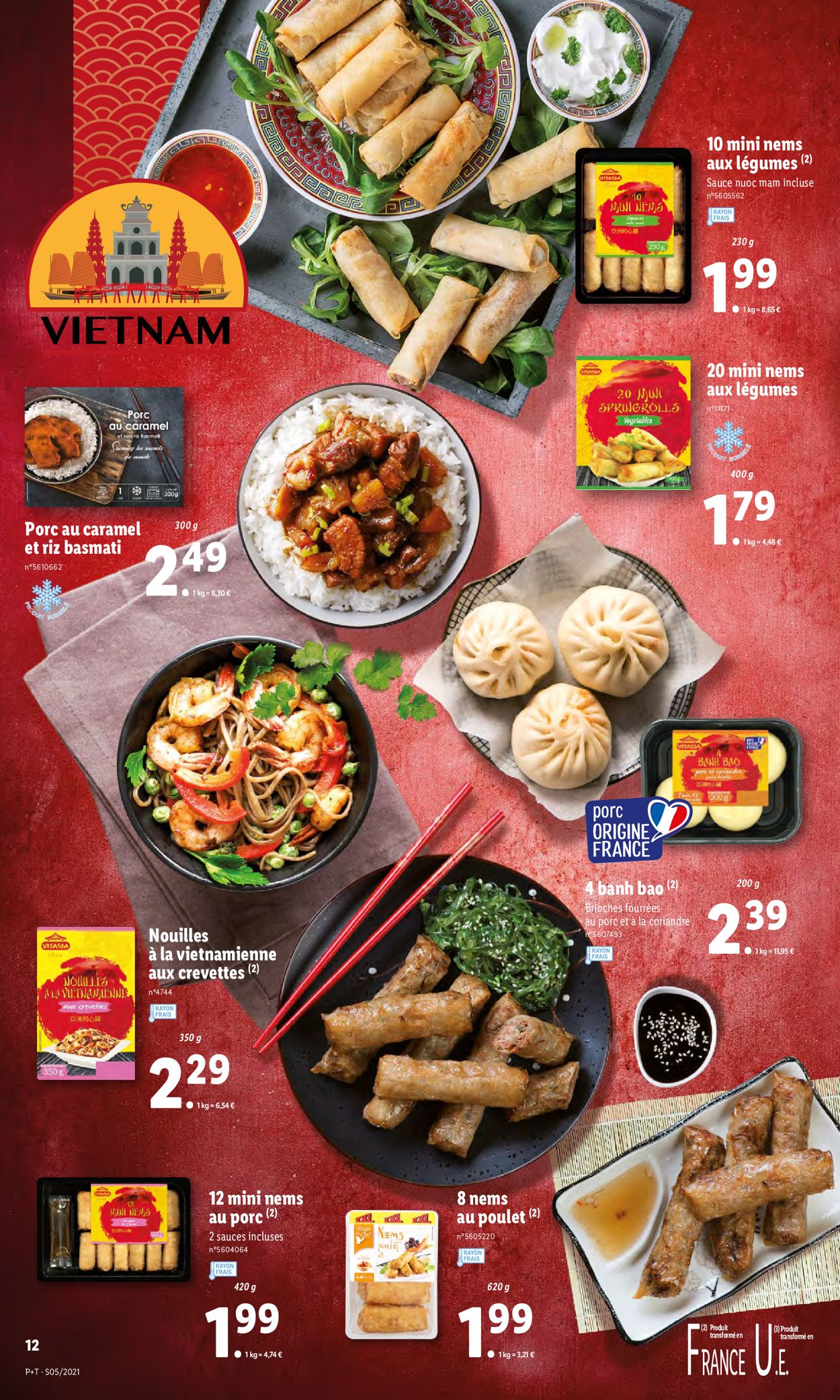 Lidl Catalogue - 03.02-09.02.2021 (Page 12)