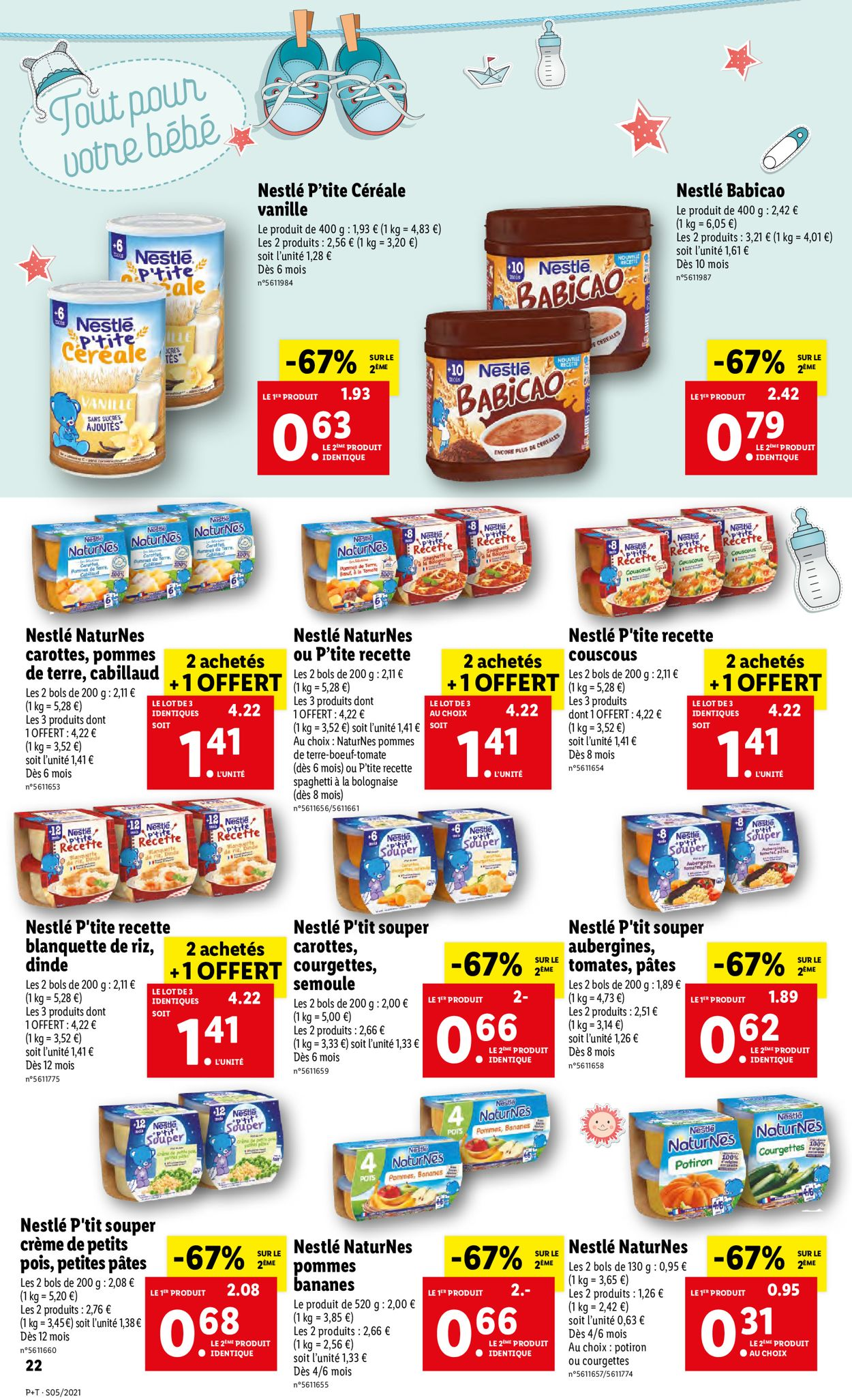 Lidl Catalogue - 03.02-09.02.2021 (Page 22)