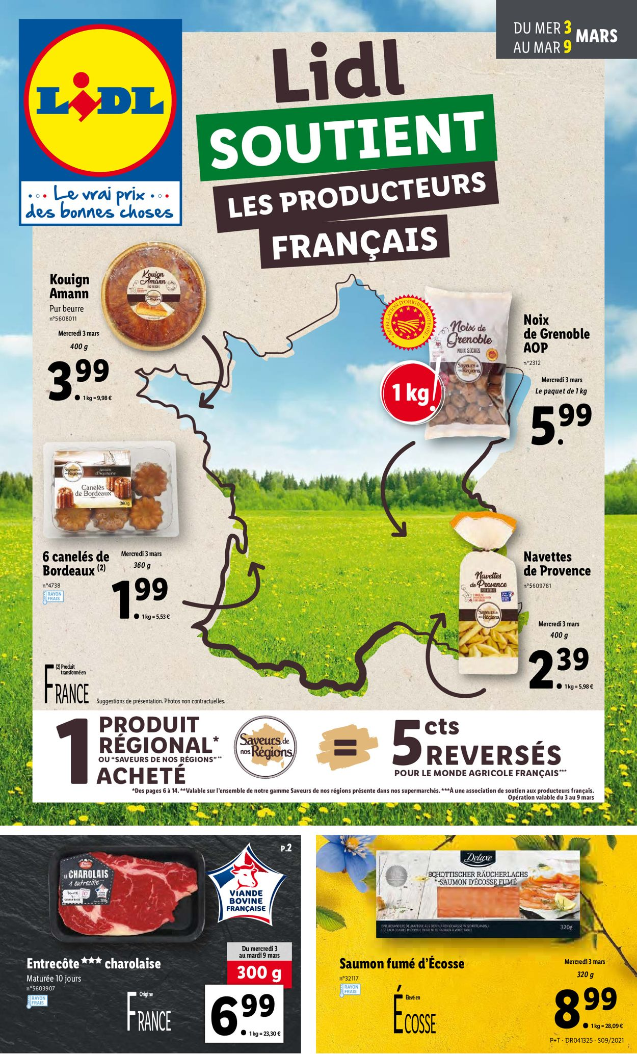 Lidl Catalogue - 03.03-09.03.2021