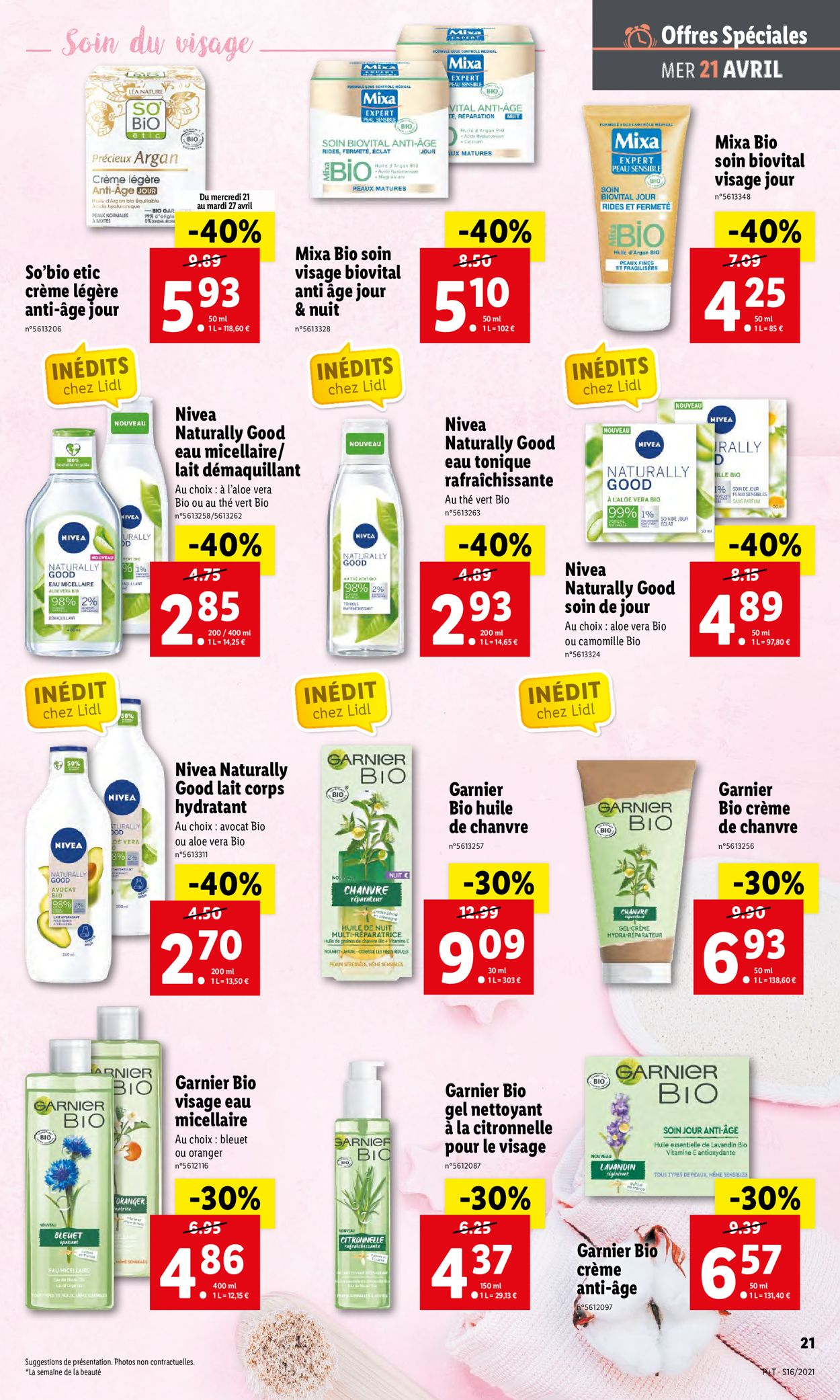 Lidl Catalogue - 21.04-27.04.2021 (Page 23)