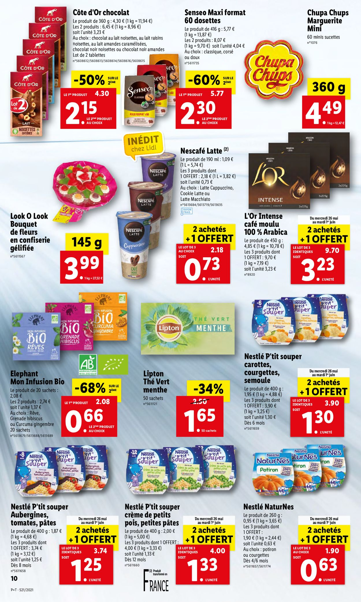 Lidl Catalogue - 26.05-01.06.2021 (Page 14)
