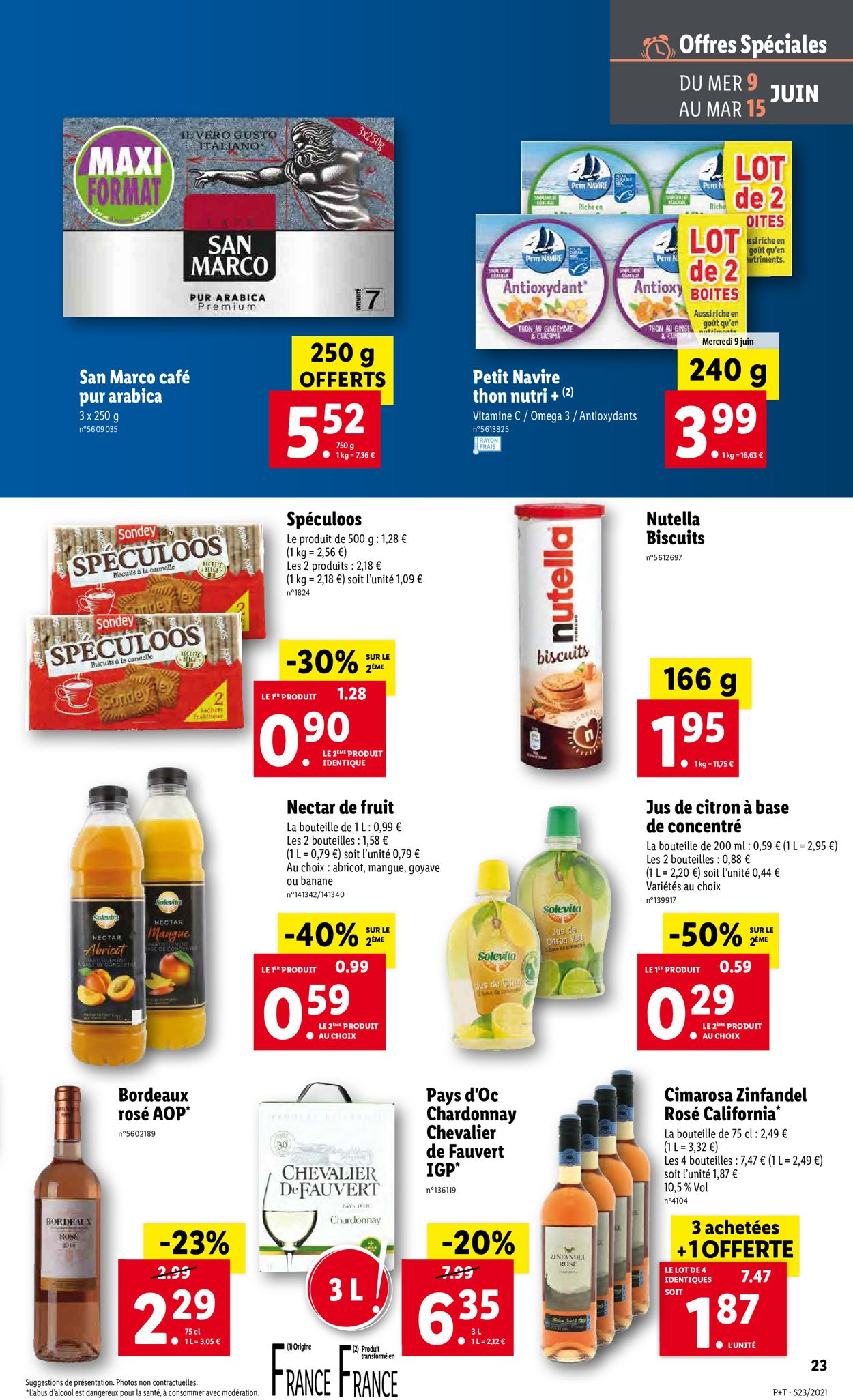 Lidl Catalogue - 09.06-15.06.2021 (Page 29)