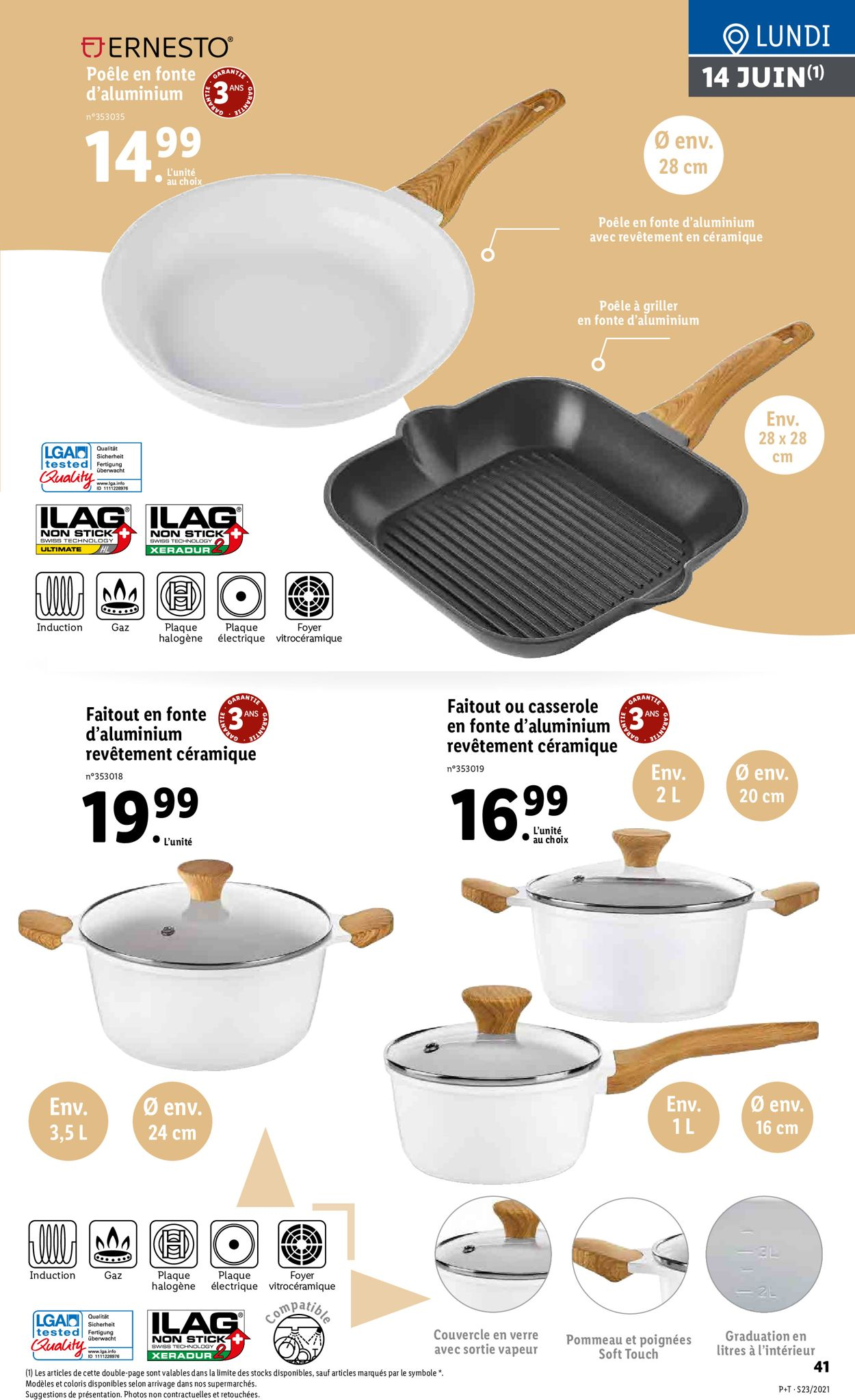 Lidl Catalogue - 09.06-15.06.2021 (Page 47)