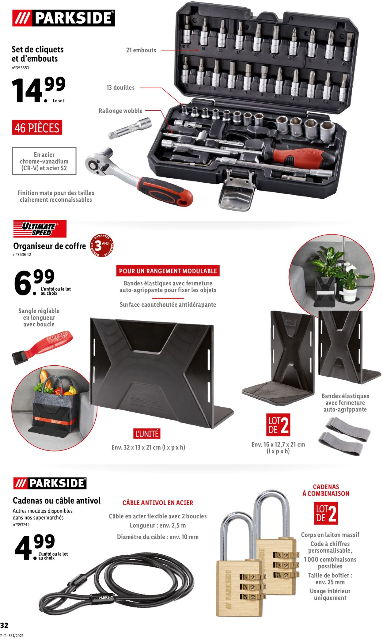Lidl Catalogue - 04.08-10.08.2021 (Page 36)