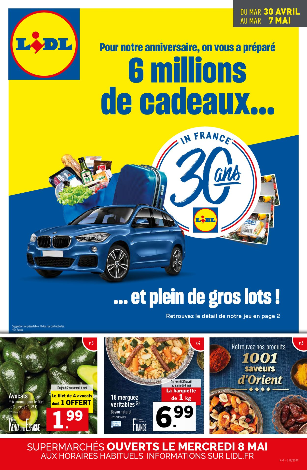 Lidl Catalogue - 30.04-07.05.2019