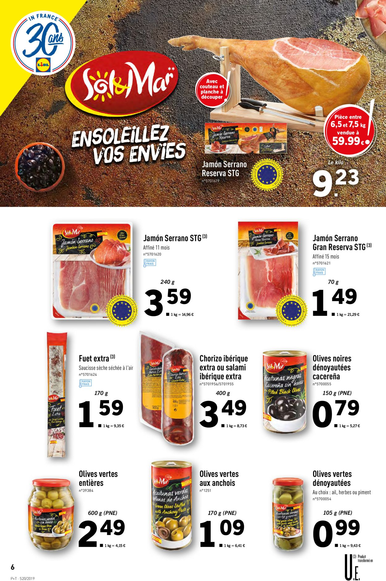 Lidl Catalogue - 15.05-21.05.2019 (Page 6)