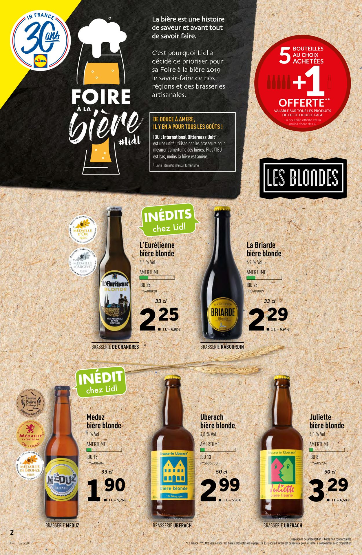 Lidl Catalogue - 29.05-04.06.2019 (Page 2)