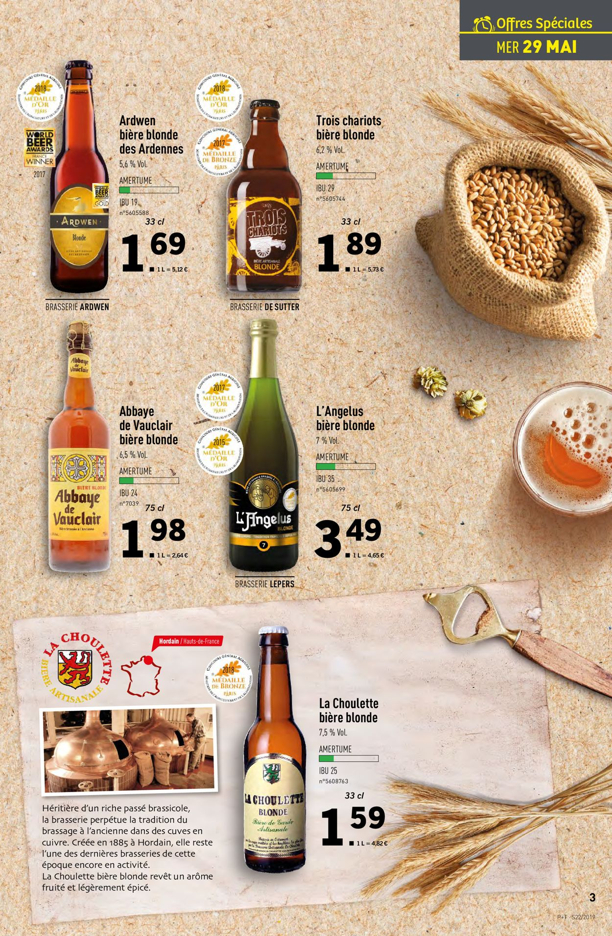 Lidl Catalogue - 29.05-04.06.2019 (Page 3)