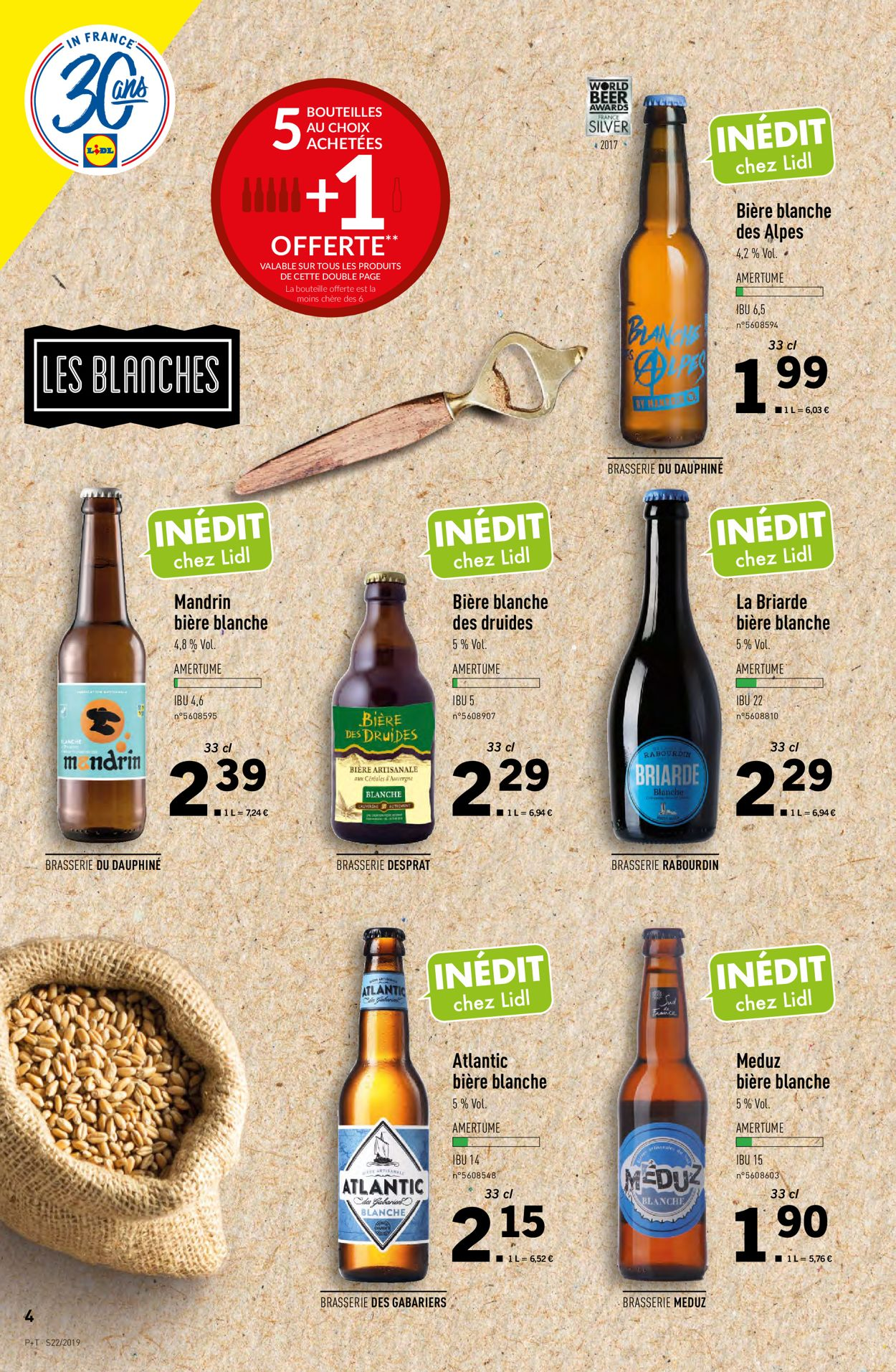 Lidl Catalogue - 29.05-04.06.2019 (Page 4)