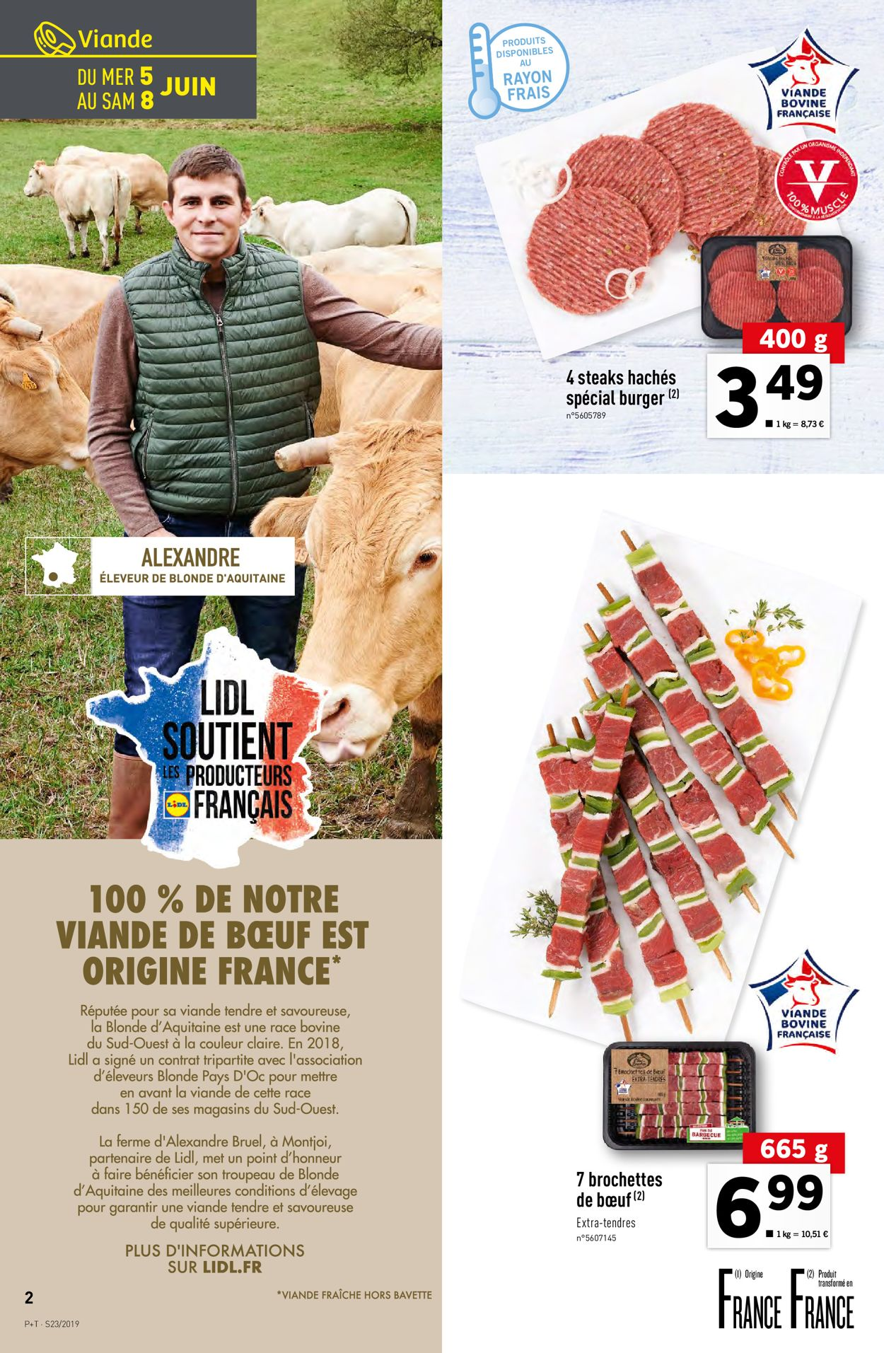 Lidl Catalogue - 05.06-11.06.2019 (Page 2)