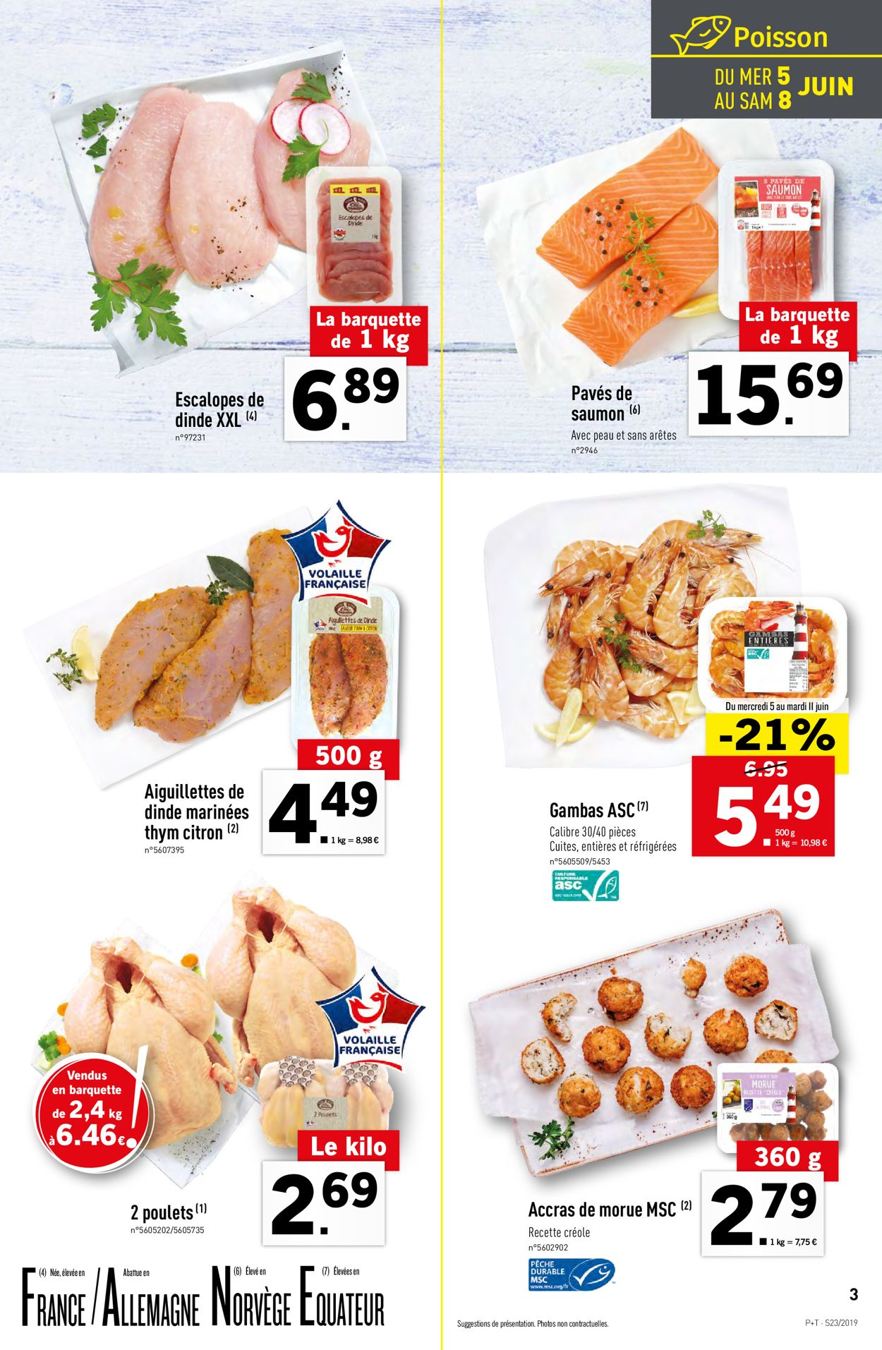 Lidl Catalogue - 05.06-11.06.2019 (Page 3)