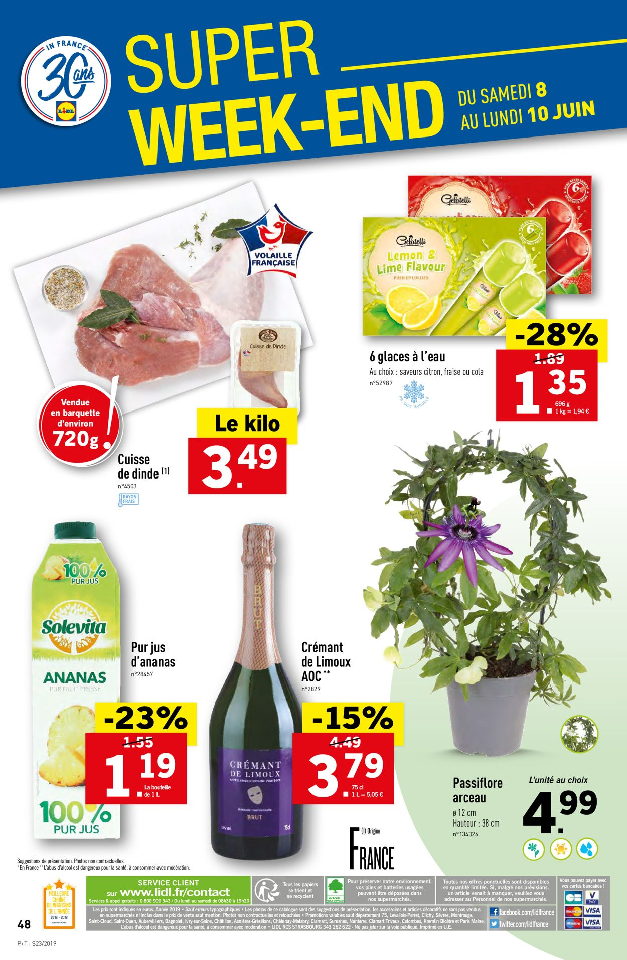 Lidl Catalogue - 05.06-11.06.2019 (Page 48)