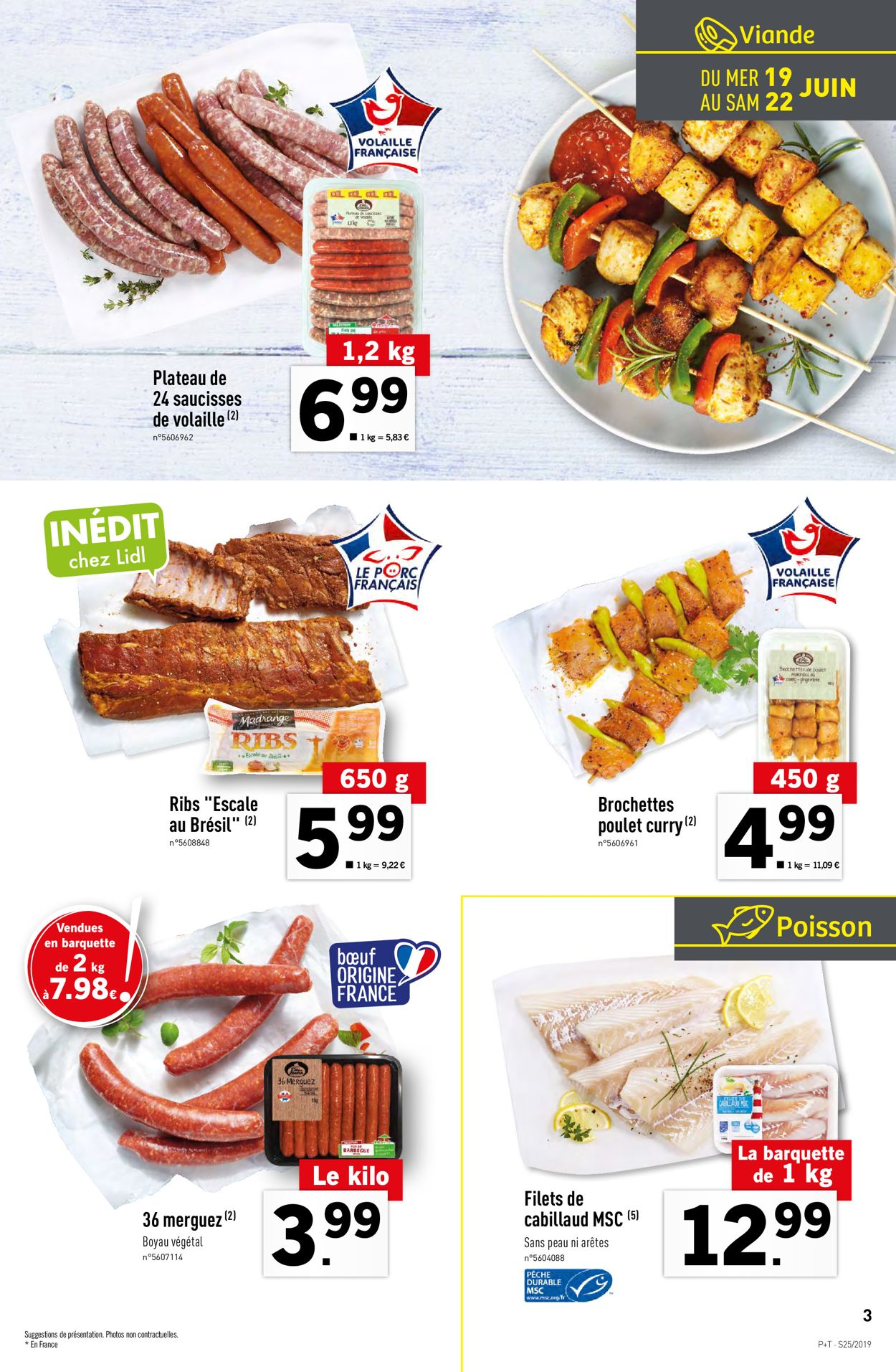 Lidl Catalogue - 19.06-25.06.2019 (Page 3)