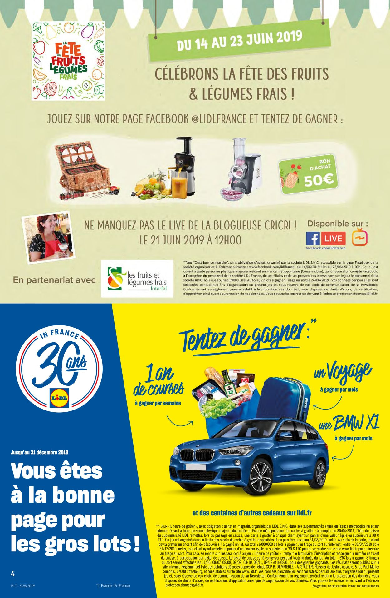 Lidl Catalogue - 19.06-25.06.2019 (Page 4)