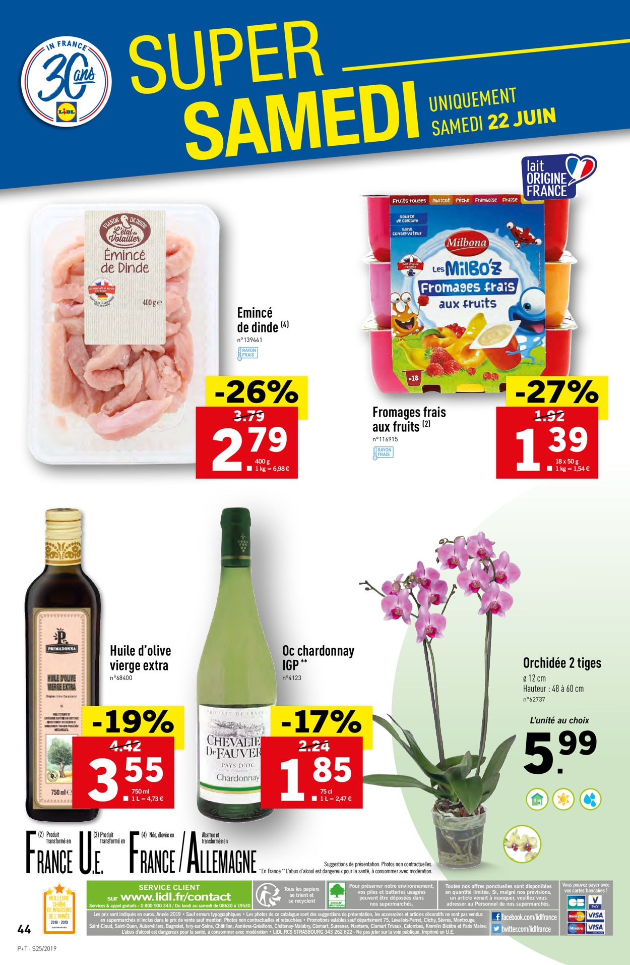 Lidl Catalogue - 19.06-25.06.2019 (Page 48)