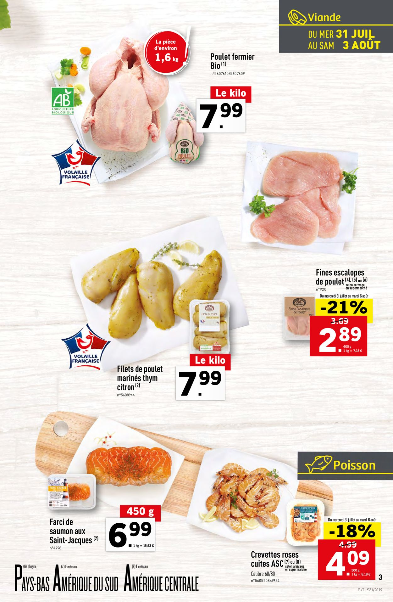 Lidl Catalogue - 31.07-06.08.2019 (Page 3)