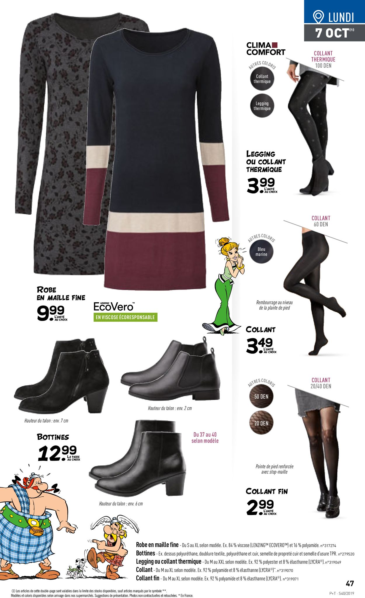 Lidl Catalogue - 02.10-08.10.2019 (Page 47)