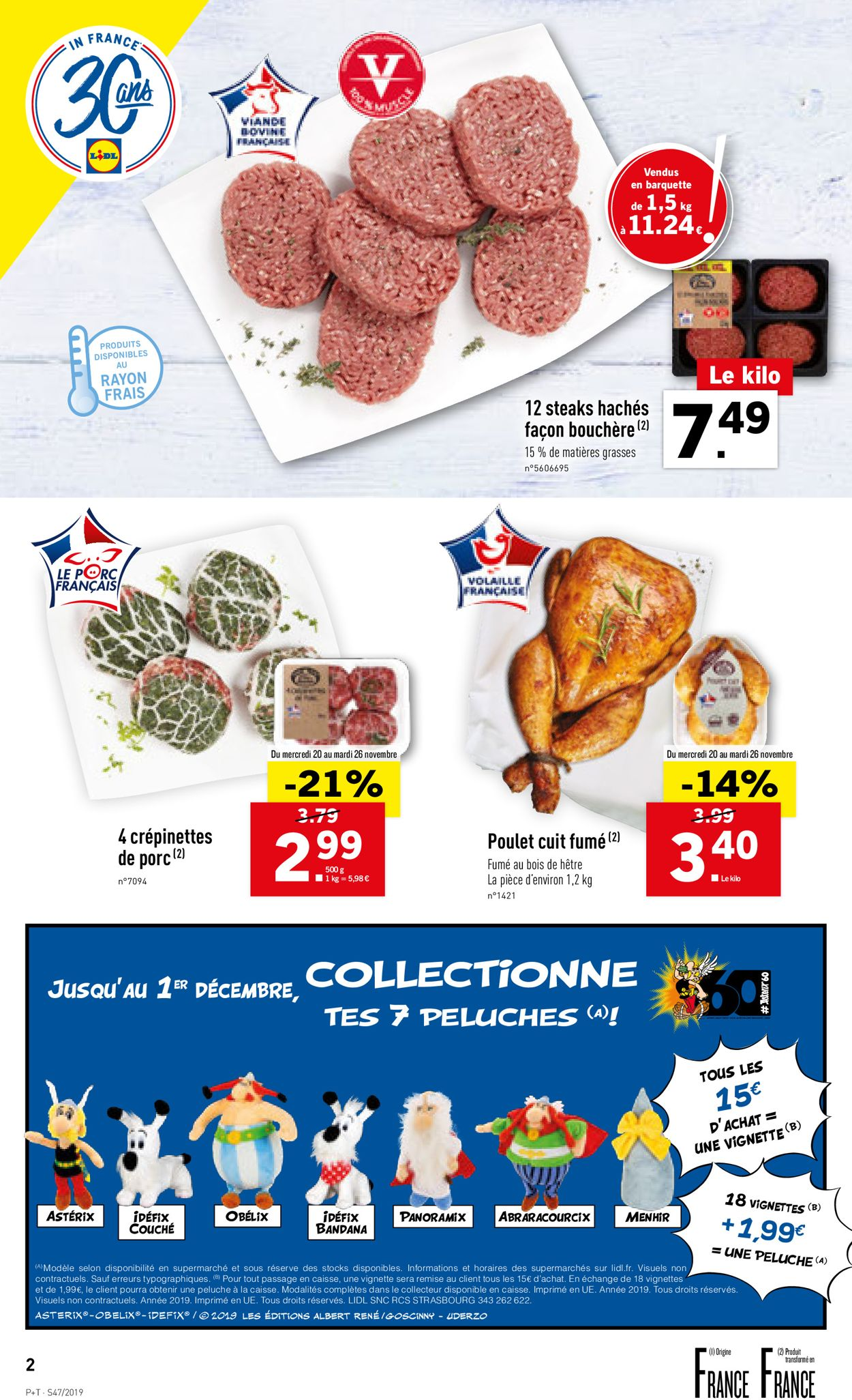 Lidl Catalogue - 20.11-26.11.2019 (Page 2)