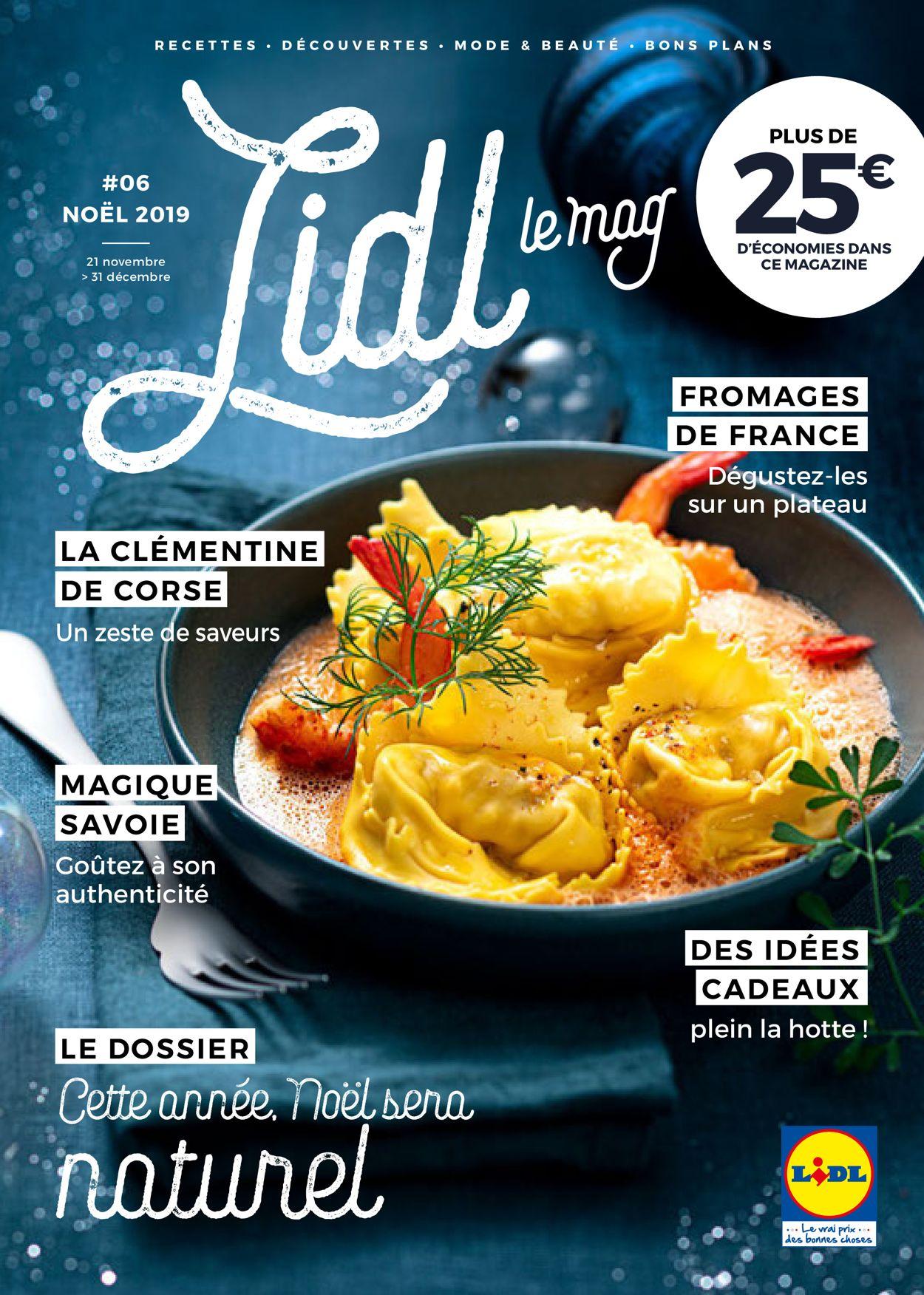 Lidl Catalogue - 21.11-31.12.2019