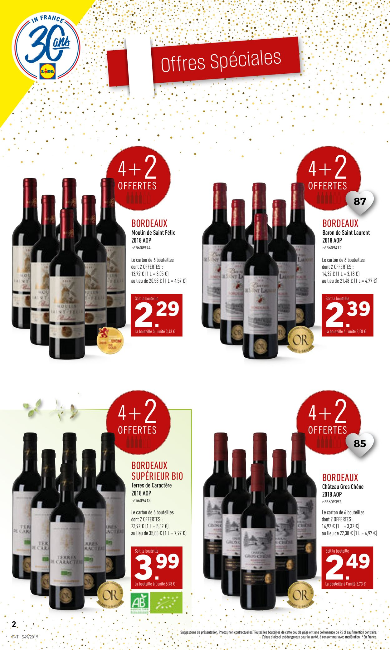 Lidl Catalogue - 04.12-10.12.2019 (Page 2)