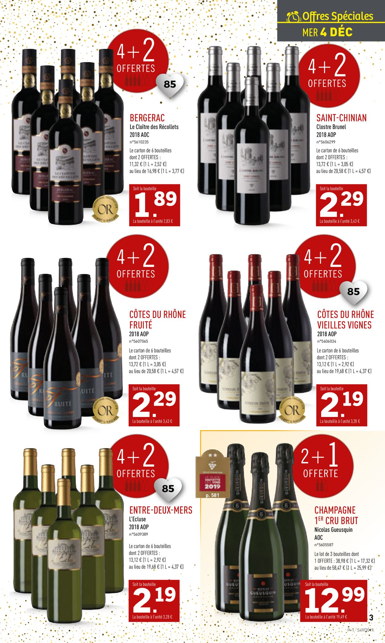 Lidl Catalogue - 04.12-10.12.2019 (Page 3)
