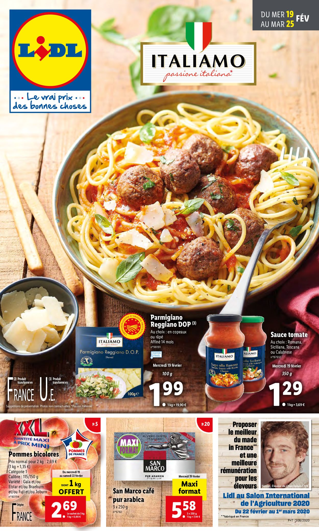 Lidl Catalogue - 19.02-25.02.2020