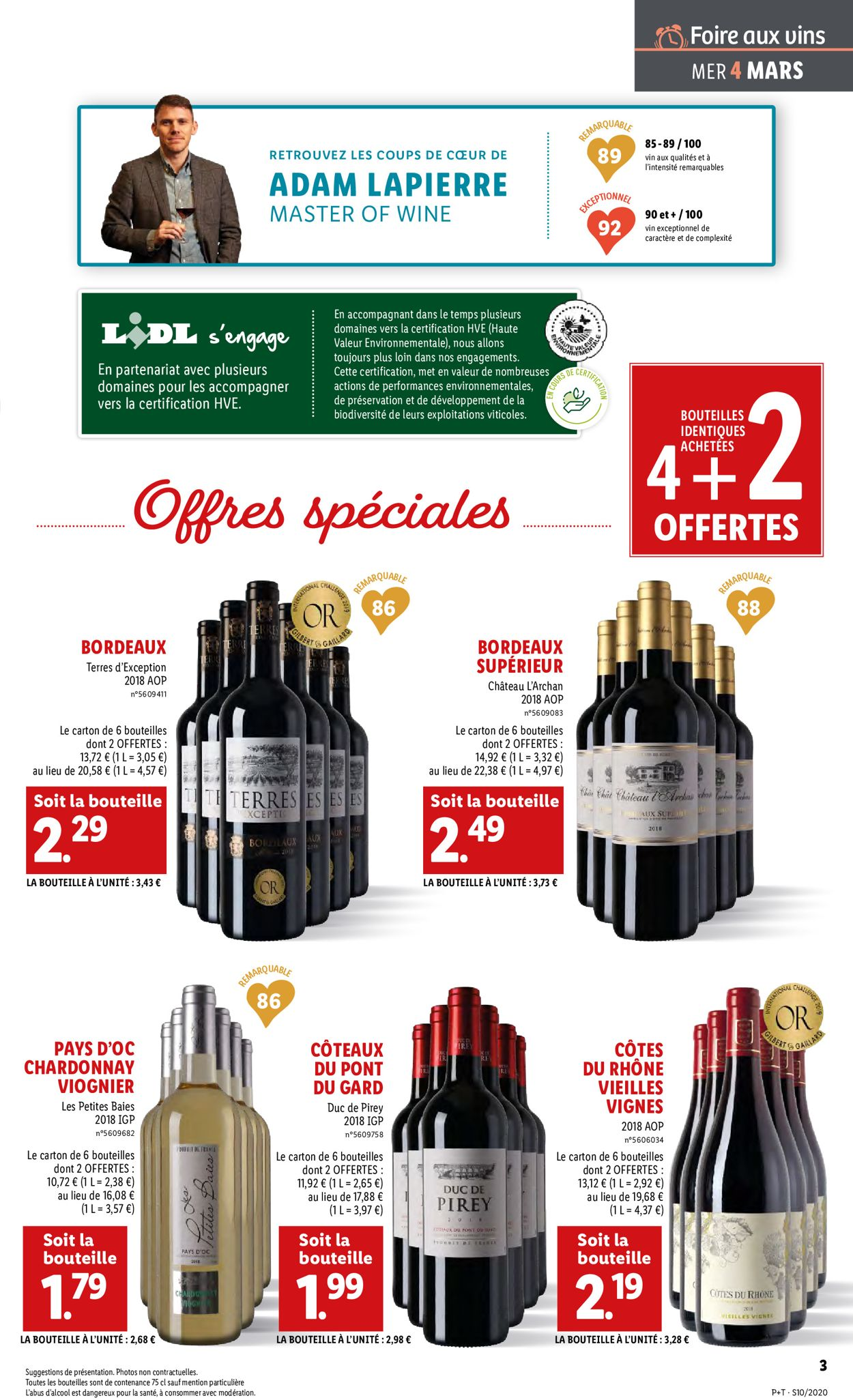Lidl Catalogue - 04.03-10.03.2020 (Page 3)