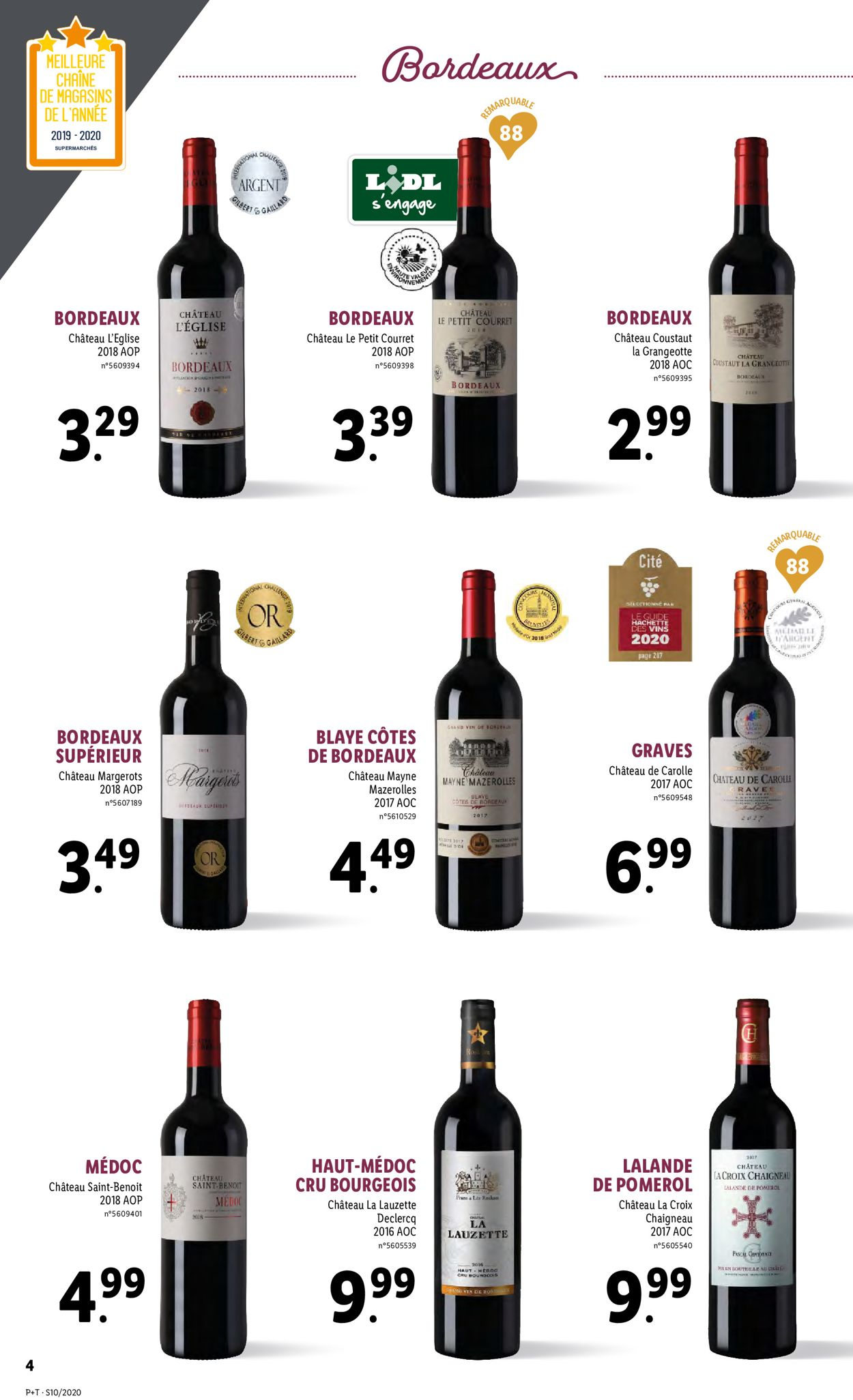 Lidl Catalogue - 04.03-10.03.2020 (Page 4)
