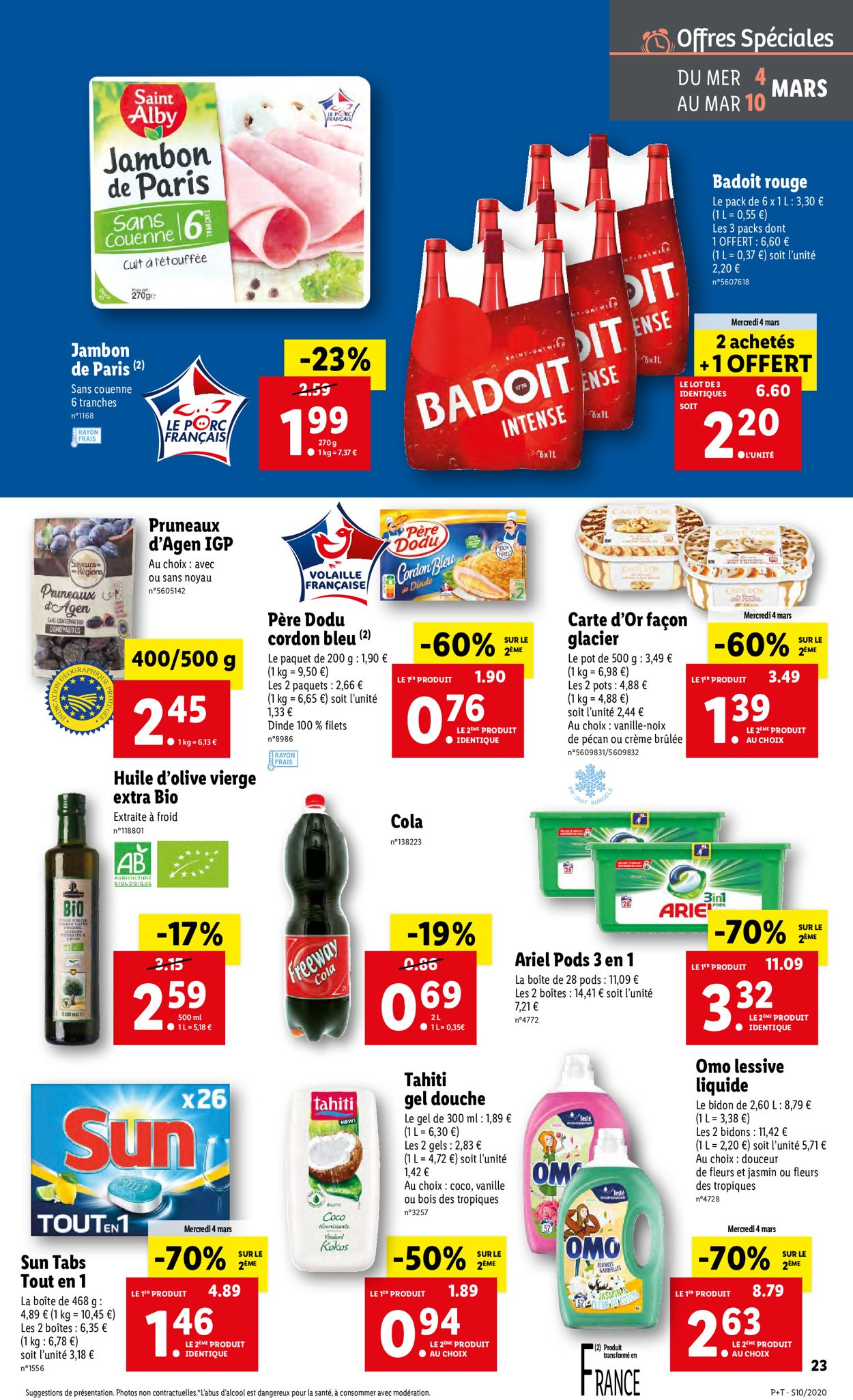 Lidl Catalogue - 04.03-10.03.2020 (Page 25)