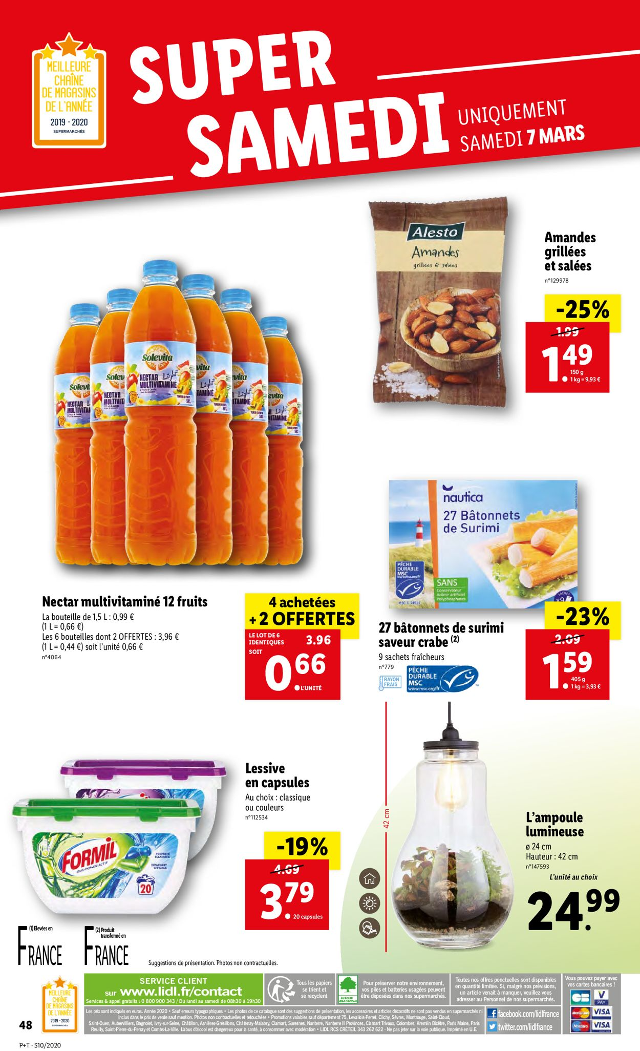 Lidl Catalogue - 04.03-10.03.2020 (Page 50)