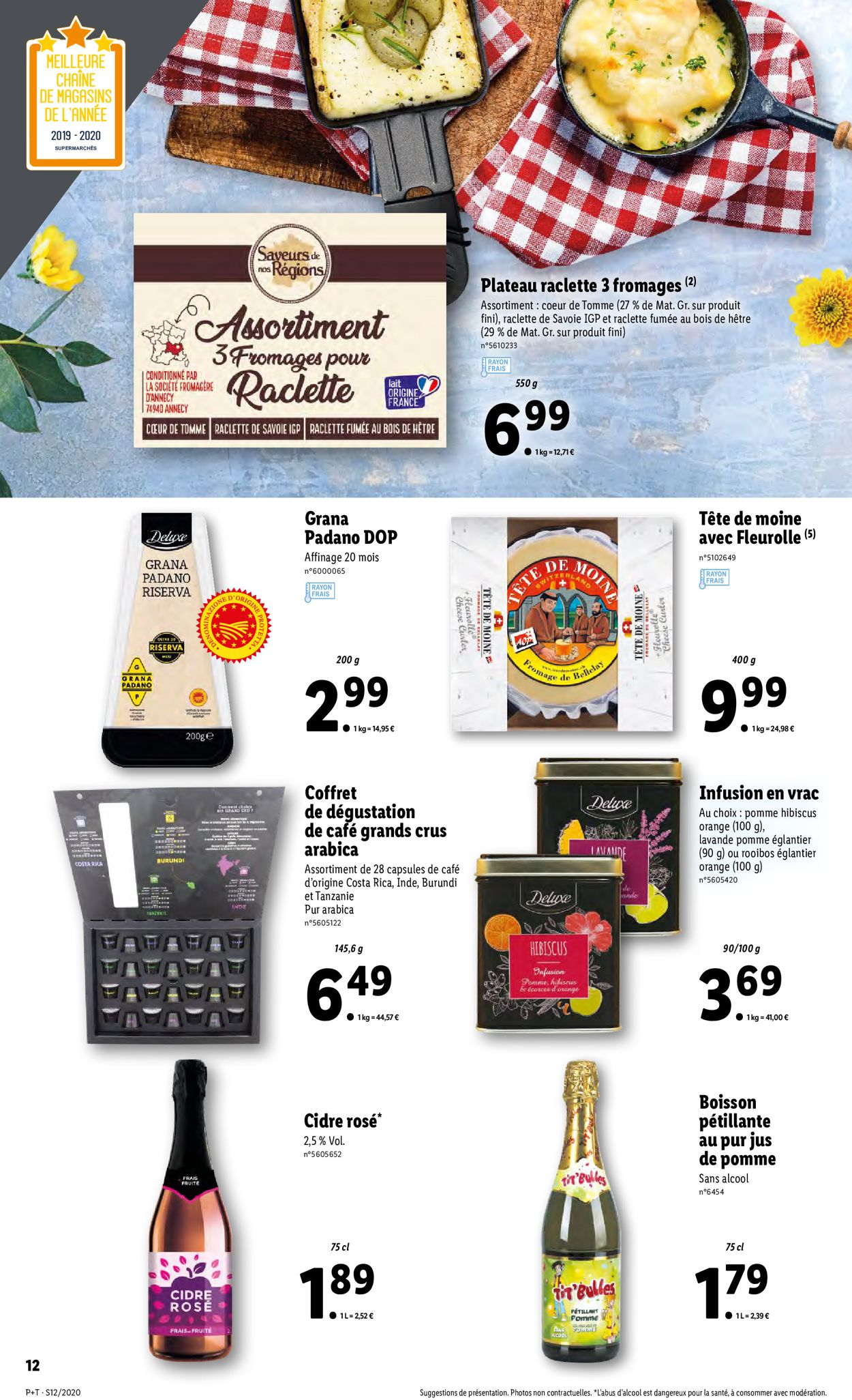 Lidl Catalogue - 18.03-24.03.2020 (Page 12)