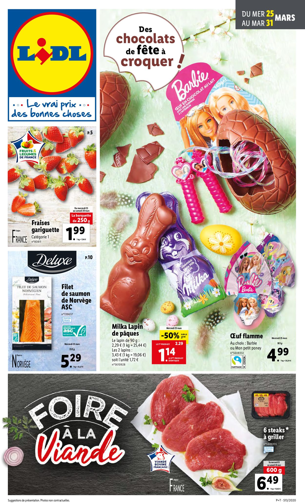 Lidl Catalogue - 25.03-31.03.2020