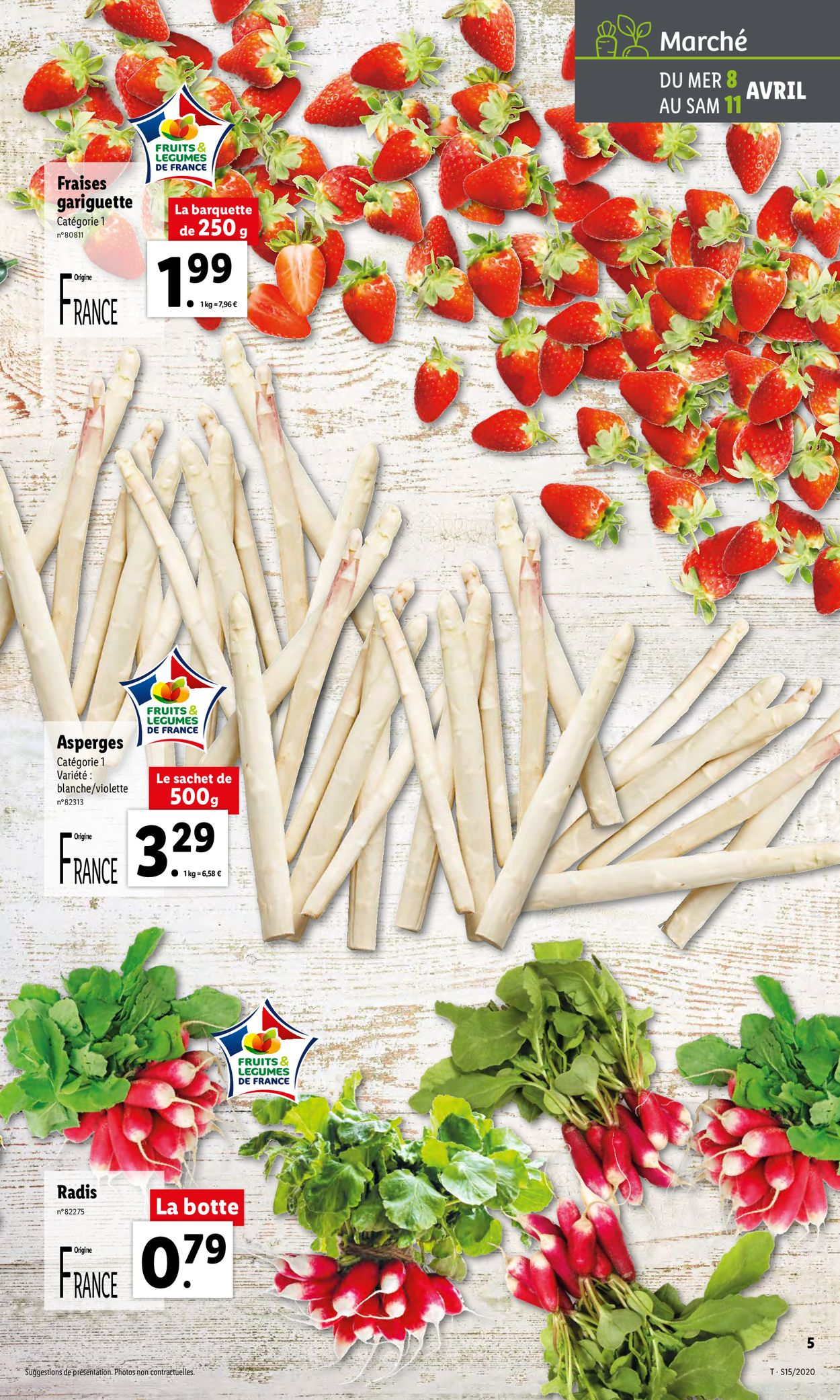 Lidl Catalogue - 08.04-14.04.2020 (Page 5)