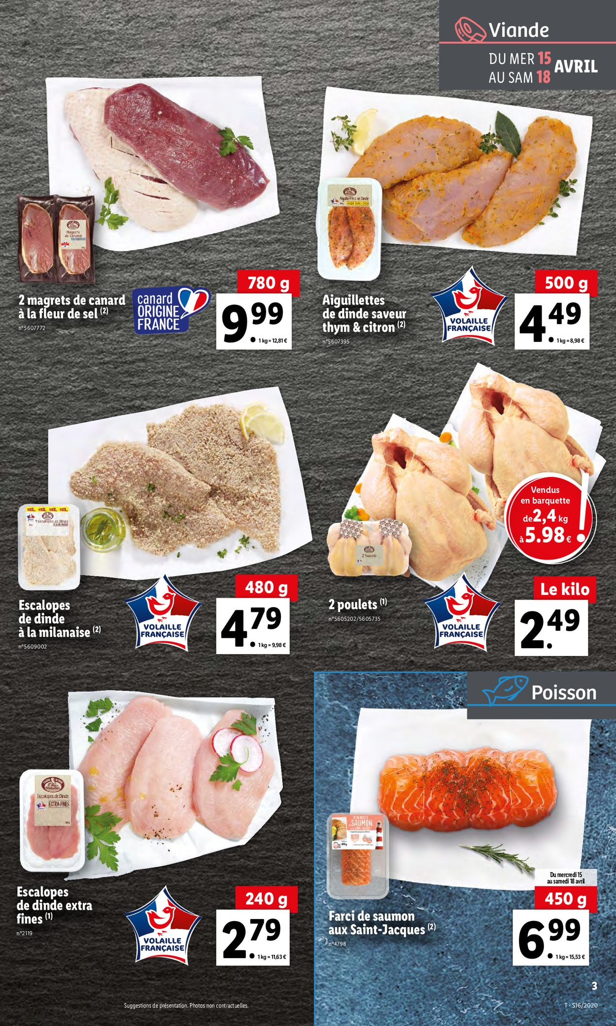 Lidl Catalogue - 15.04-21.04.2020 (Page 3)