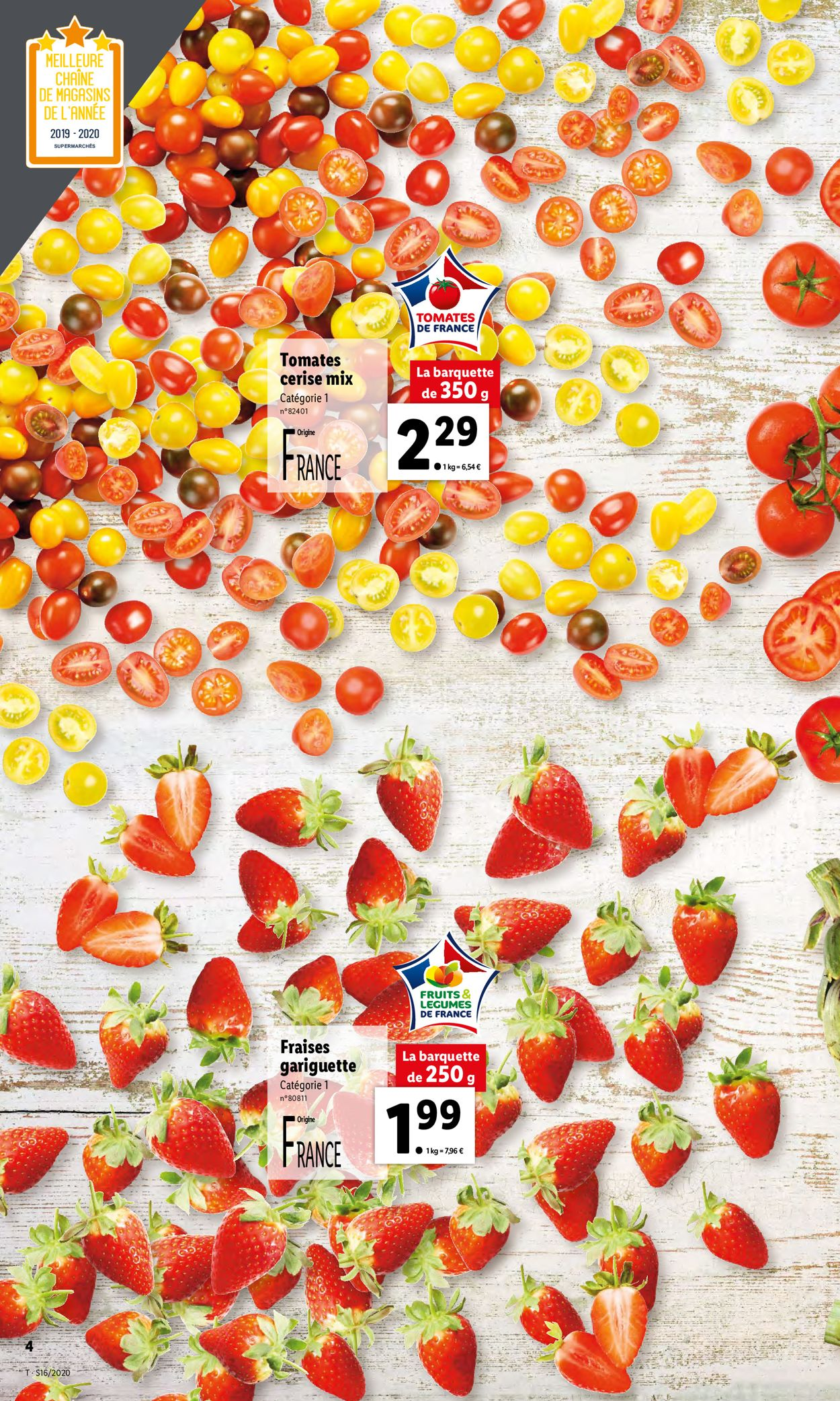 Lidl Catalogue - 15.04-21.04.2020 (Page 4)