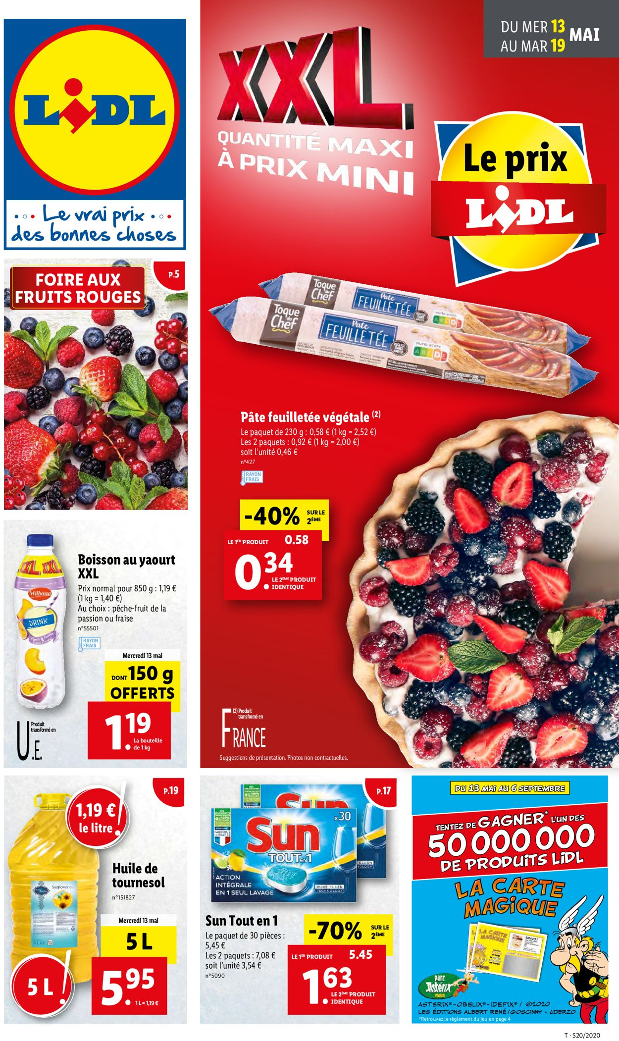 Lidl Catalogue - 13.05-19.05.2020