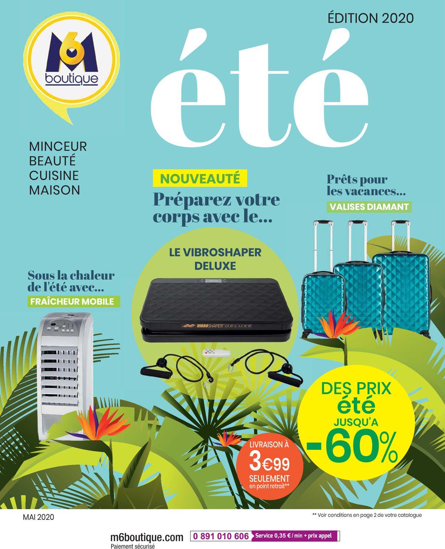 M6 Boutique Catalogue - 25.05-22.06.2020