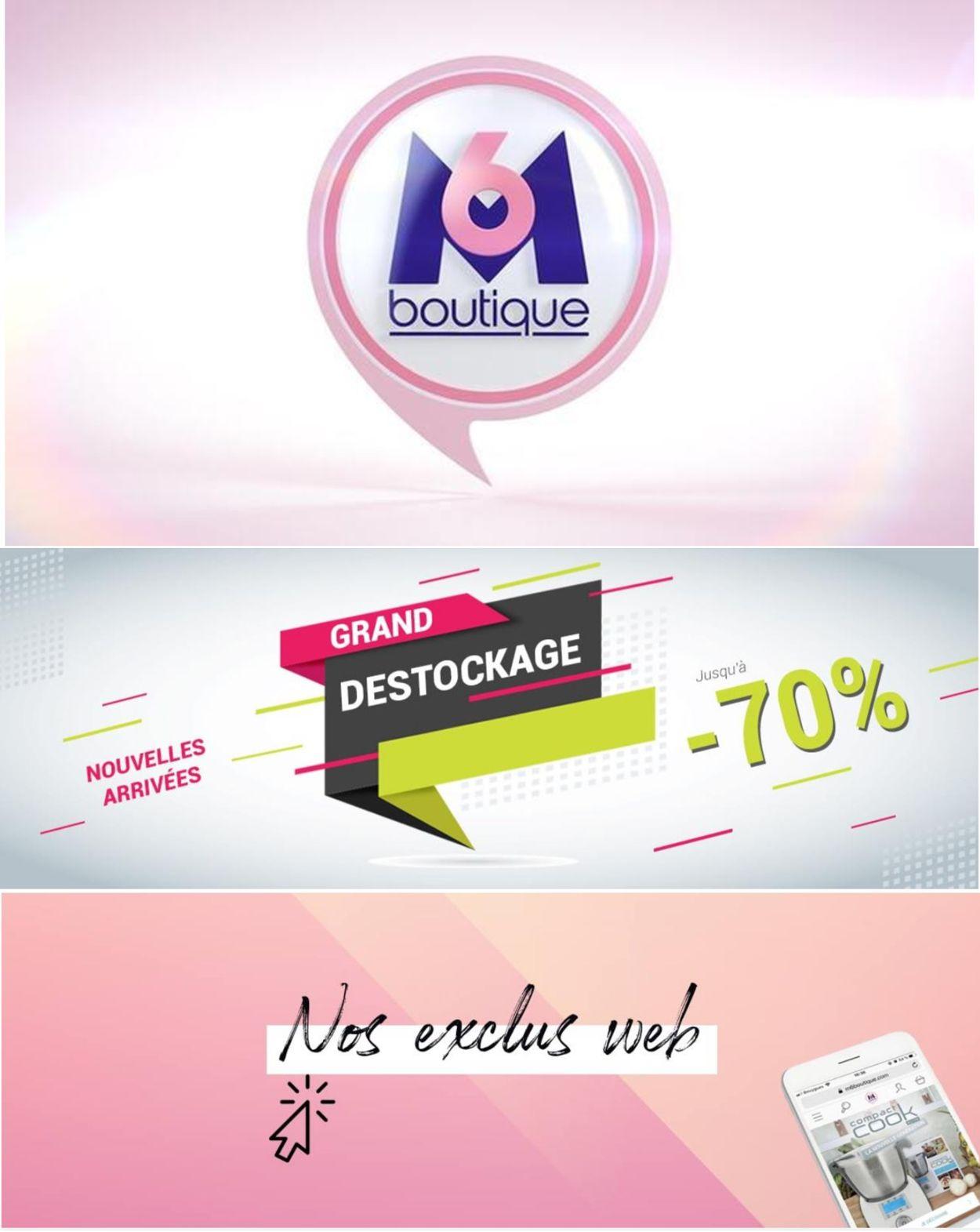 M6 Boutique Catalogue - 30.03-26.04.2021