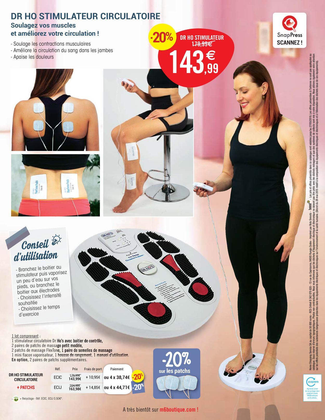M6 Boutique Catalogue - 25.02-27.05.2019 (Page 40)
