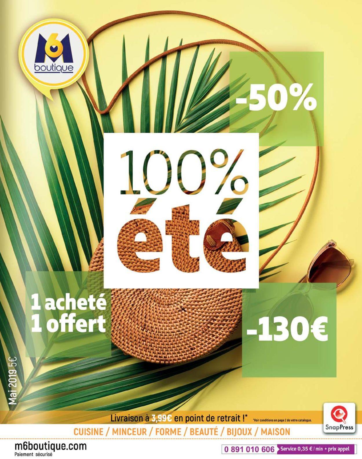 M6 Boutique Catalogue - 01.05-31.05.2019